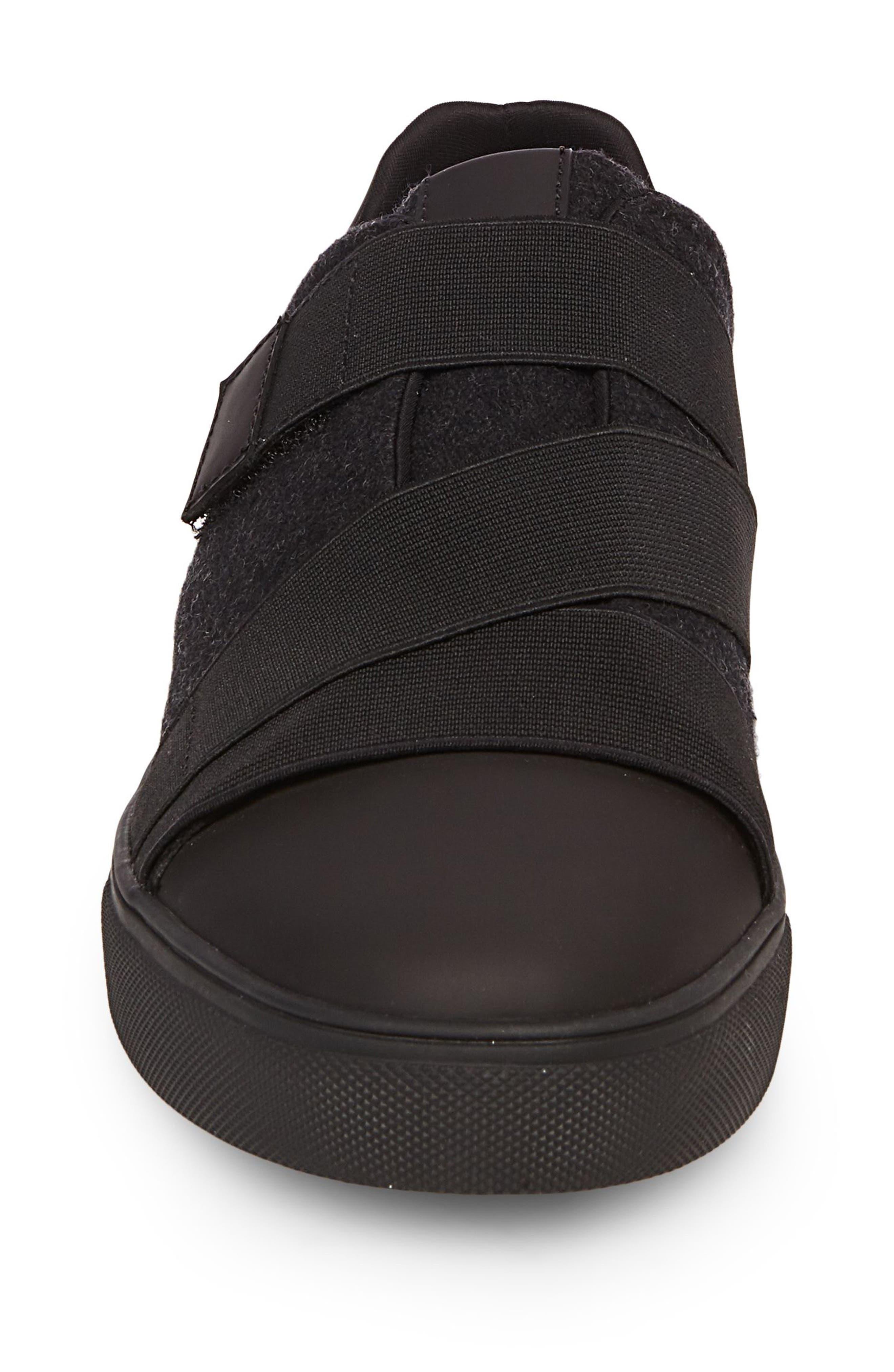 Westy Sneaker,                             Alternate thumbnail 4, color,                             Black