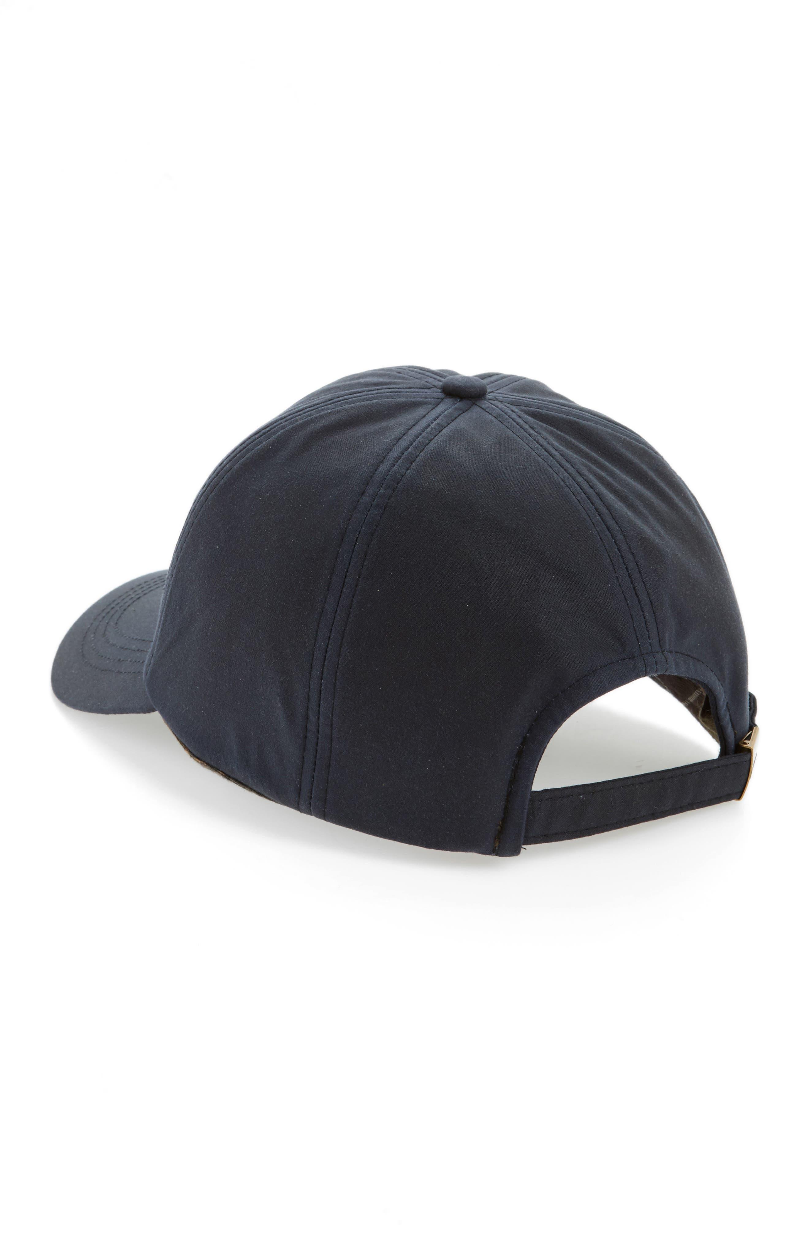 Alternate Image 2  - Barbour Prestbury Baseball Cap
