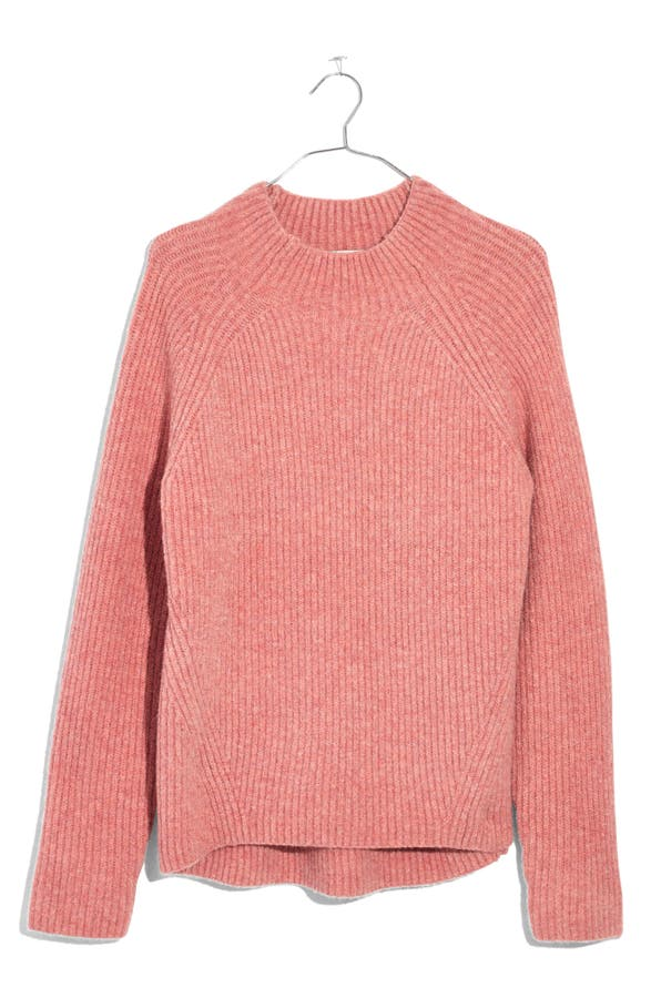 Image result for madewell northfield mockneck sweater