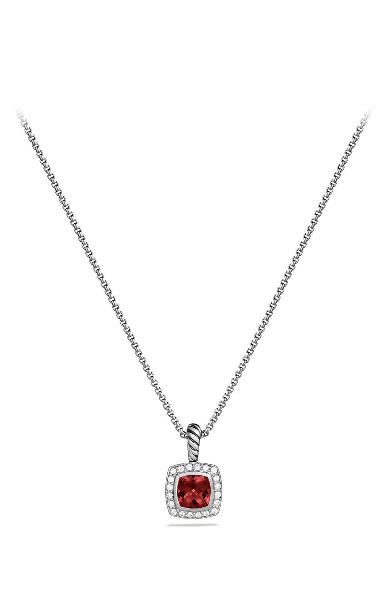 David Yurman Amulet Pendant Necklace