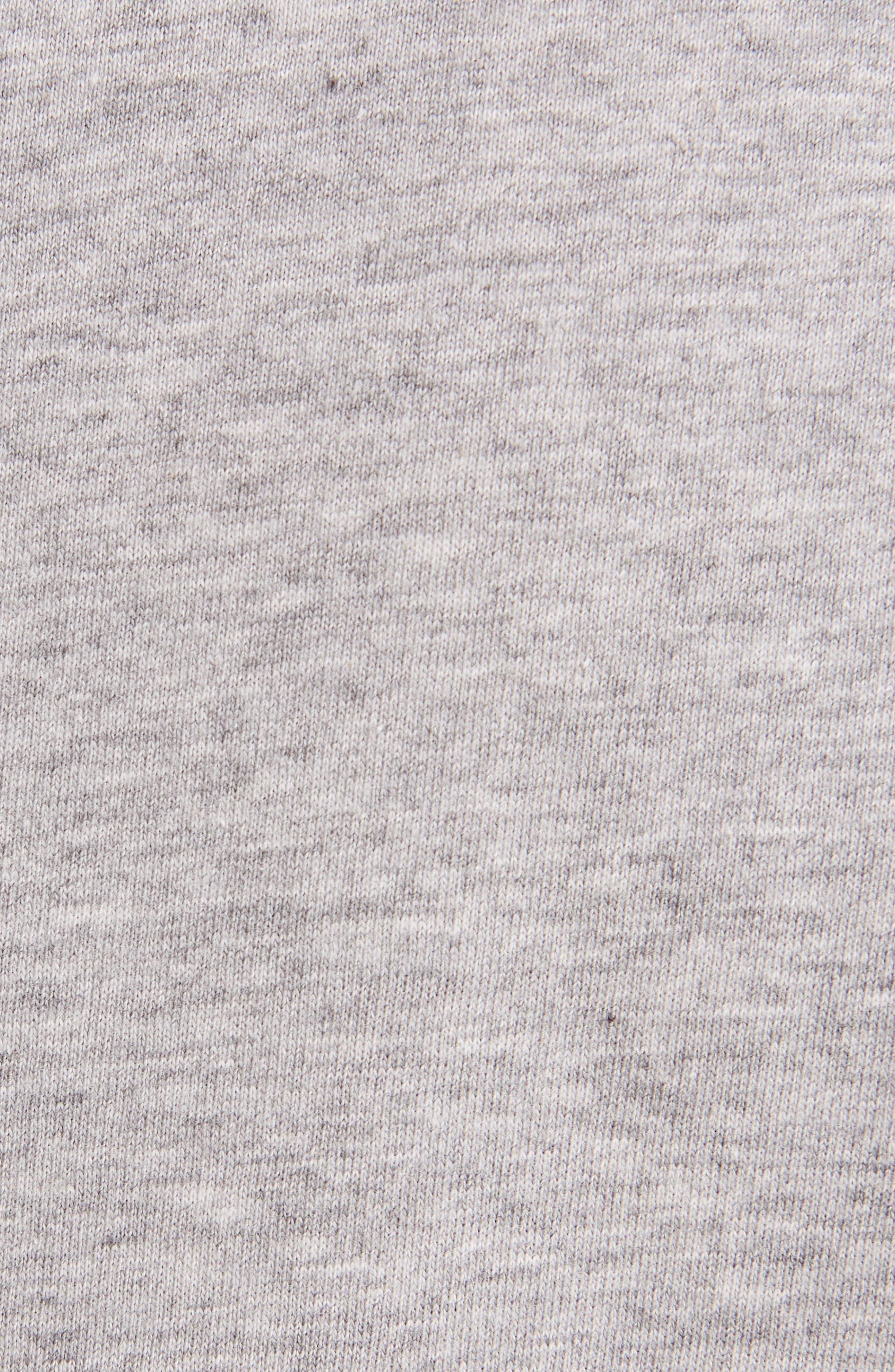 Alternate Image 5  - Givenchy Mesh Jersey Crewneck T-Shirt