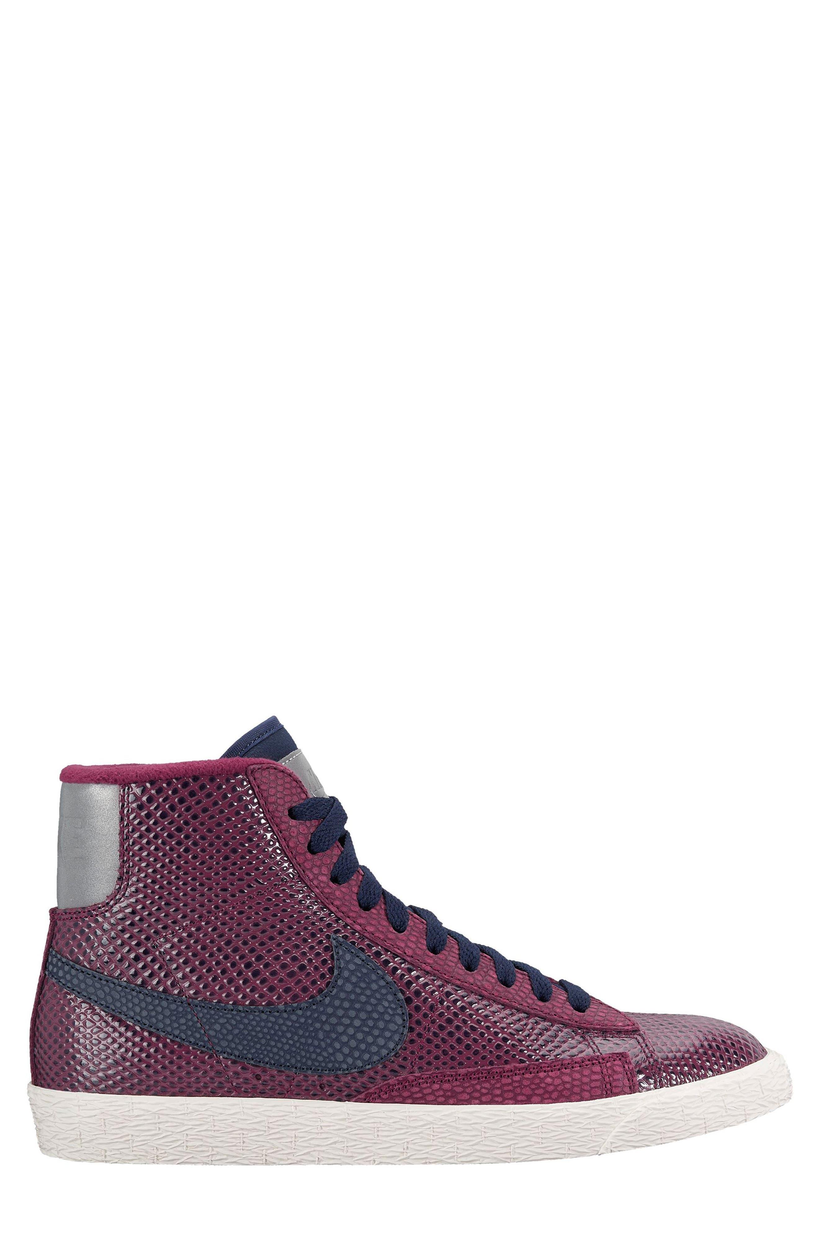 Alternate Image 1 Selected - Nike Blazer Mid Top Sneaker (Women)