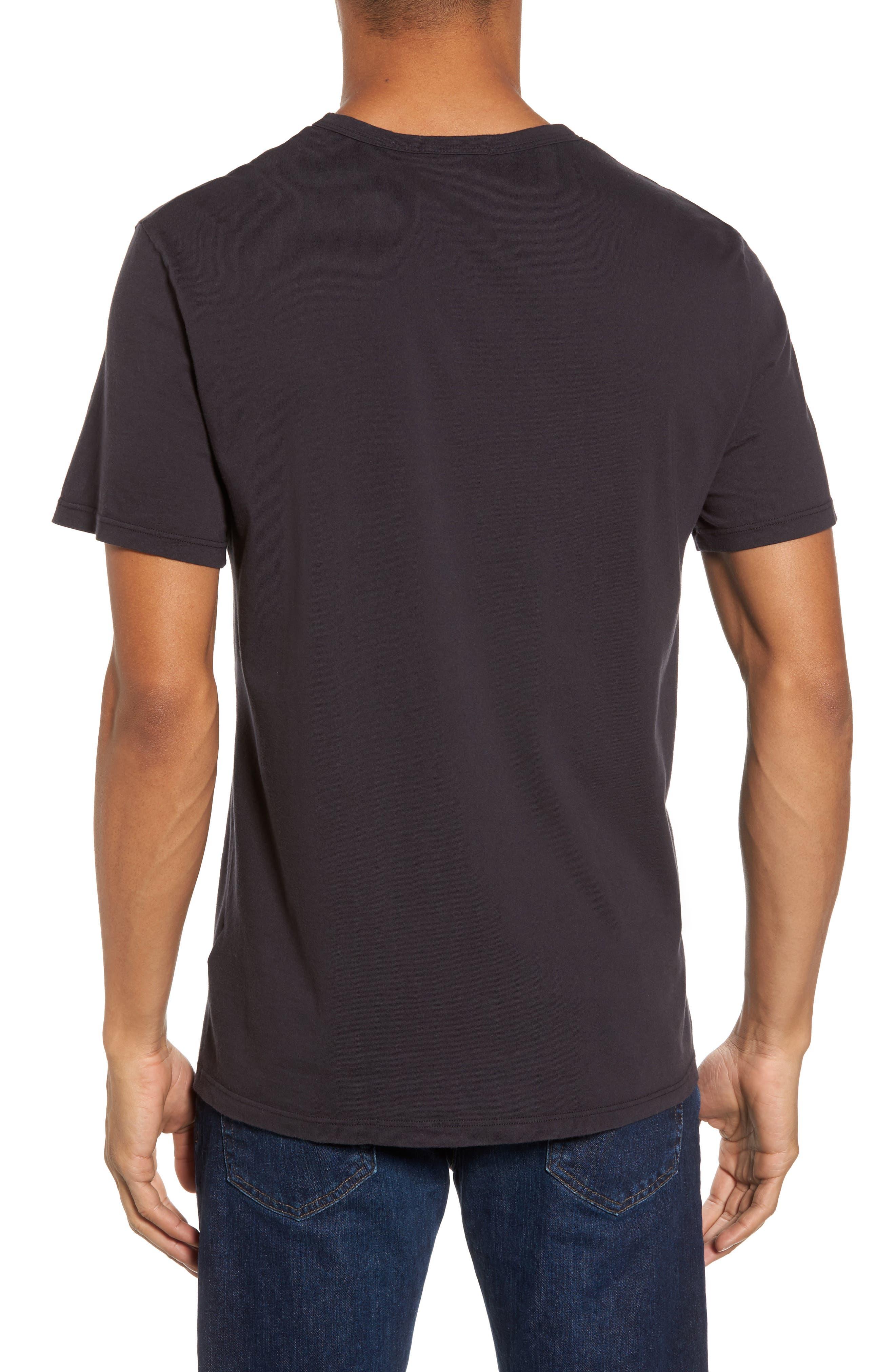 Suvin Crewneck T-Shirt,                             Alternate thumbnail 2, color,                             Squid