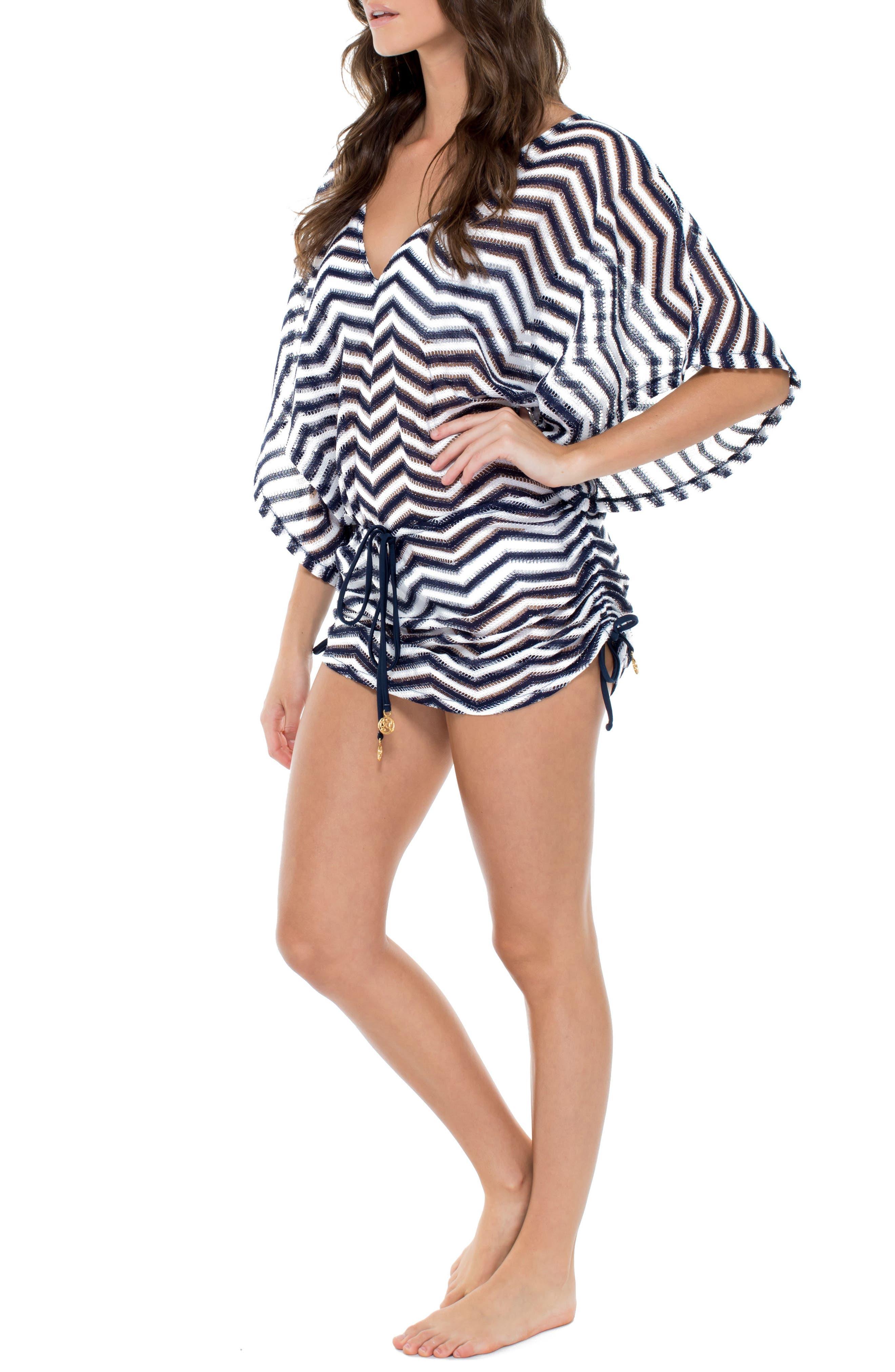 Alternate Image 3  - Luli Fama Cabana Cover-Up Dress