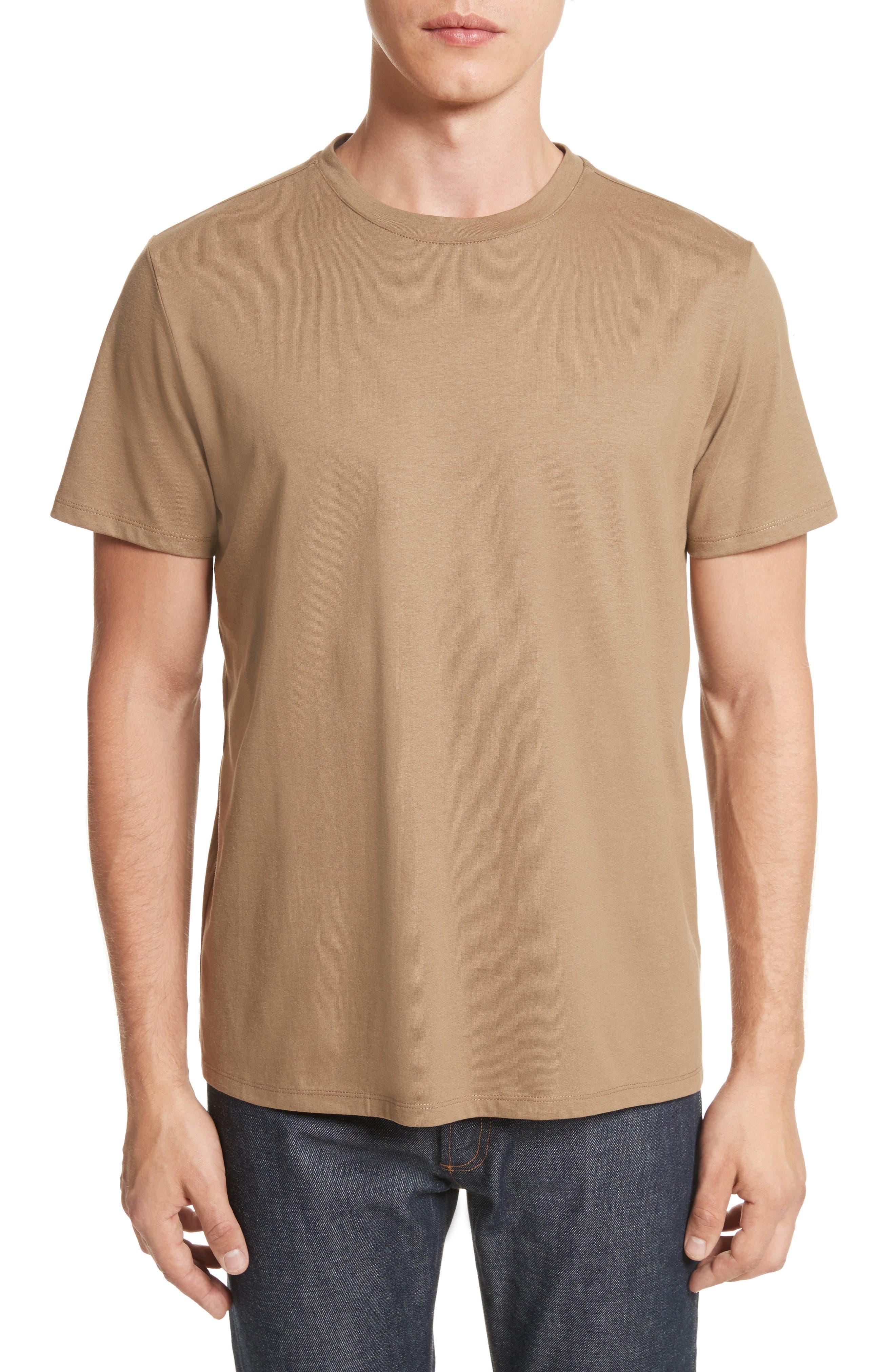 Jimmy T-Shirt,                             Main thumbnail 1, color,                             Taupe