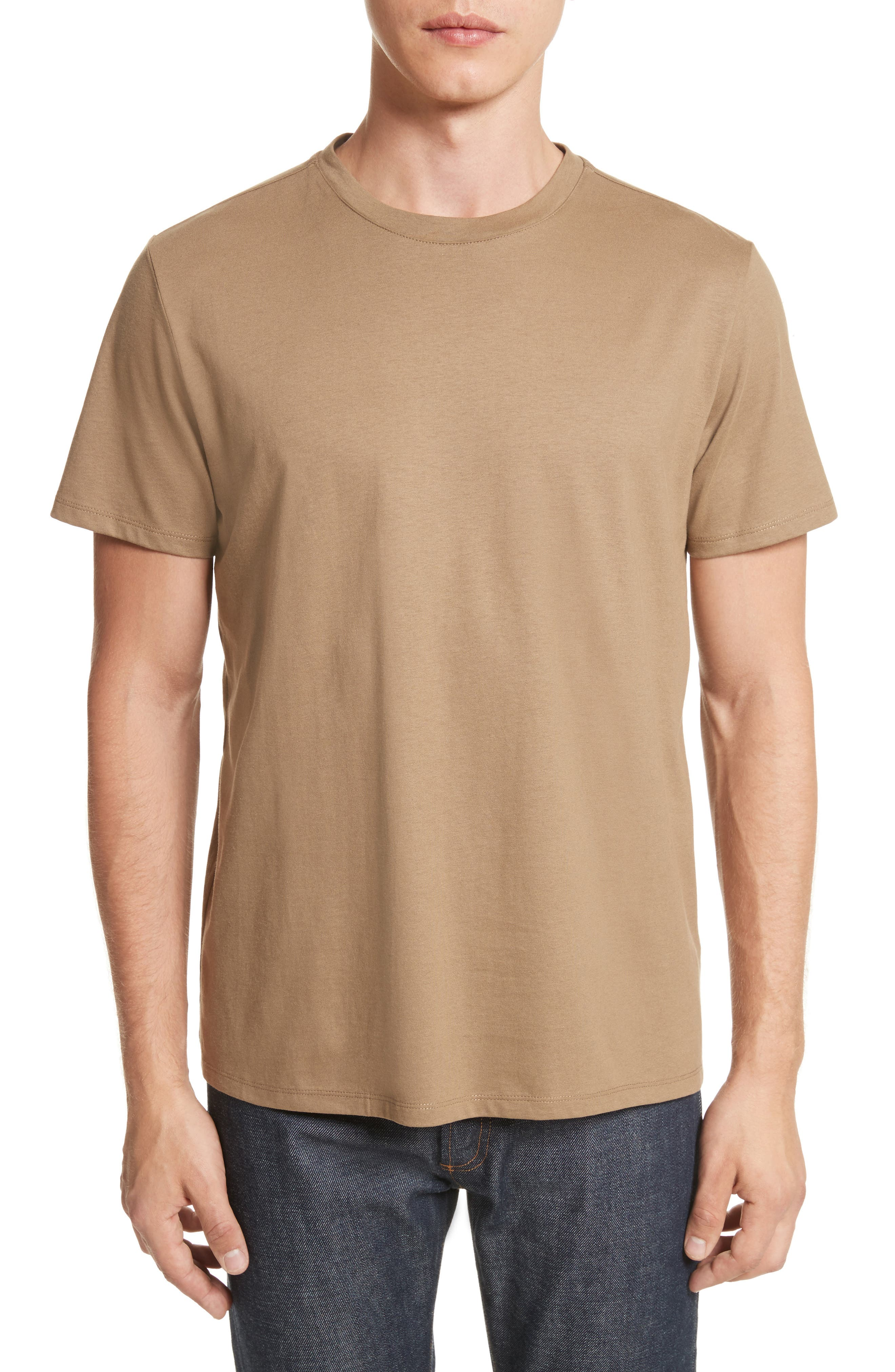 Jimmy T-Shirt,                         Main,                         color, Taupe