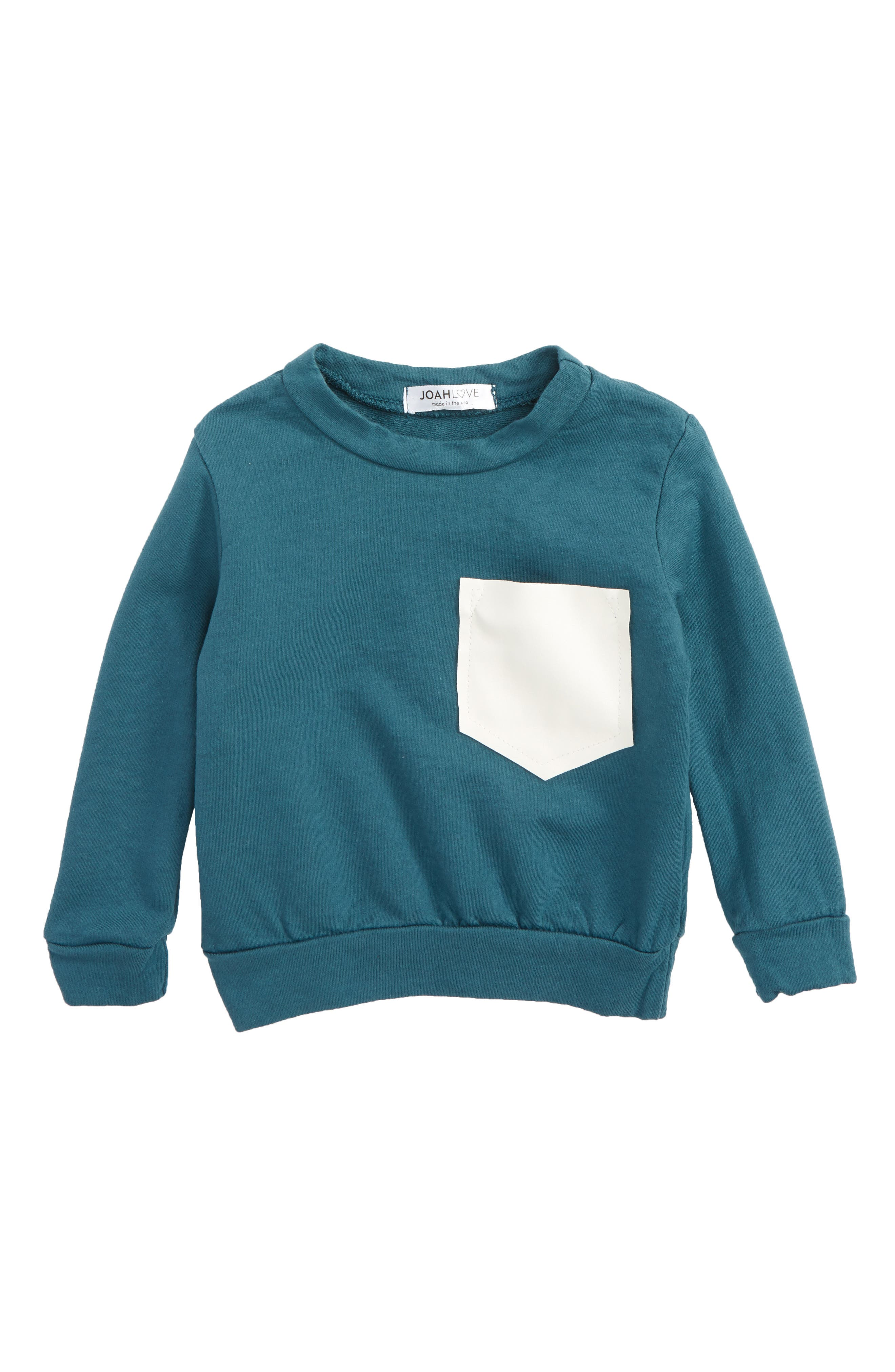 Joah Love Pocket Sweatshirt (Baby)