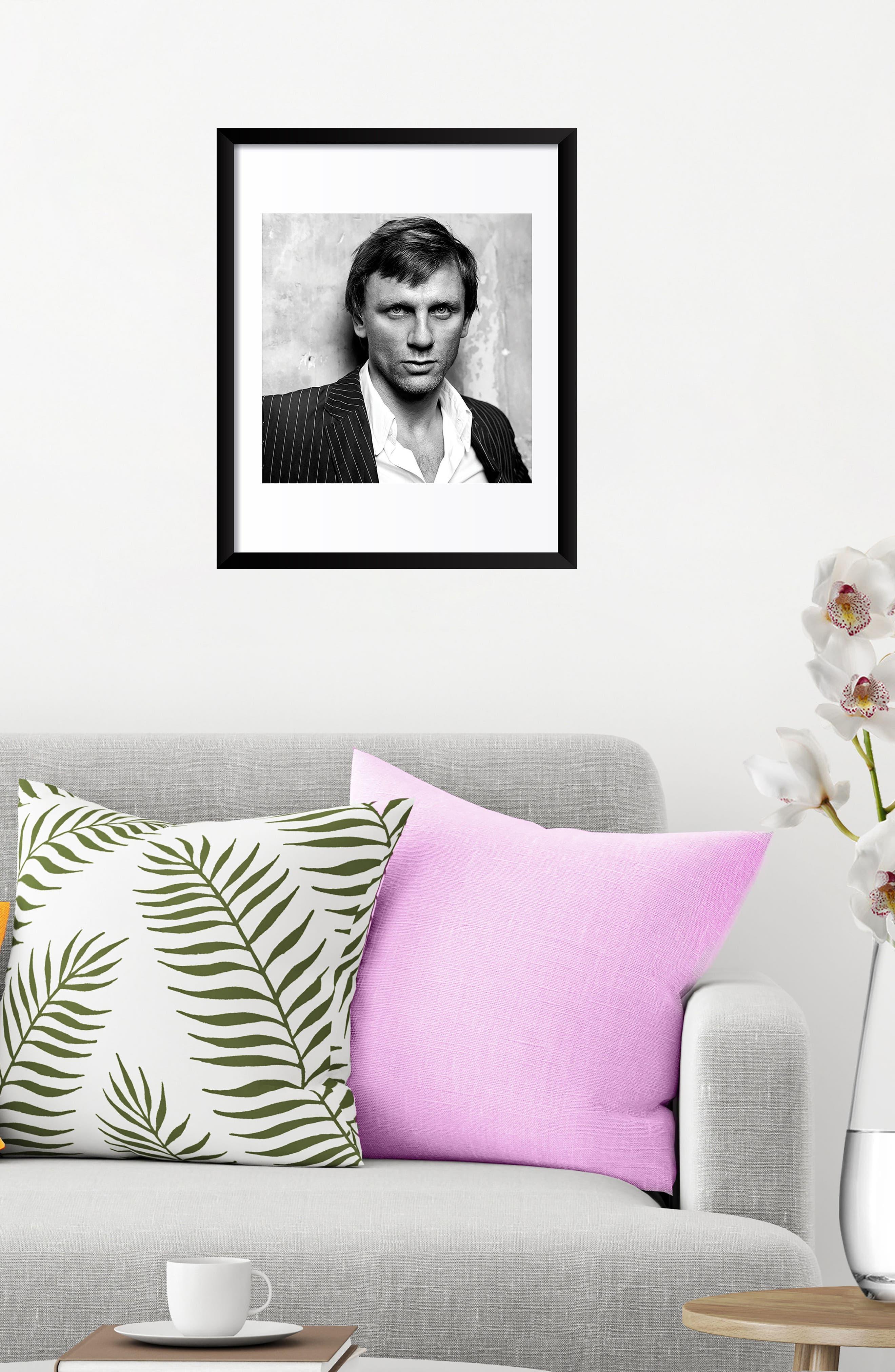 Alternate Image 2  - Artography Limited Daniel Craig Fine Art Print