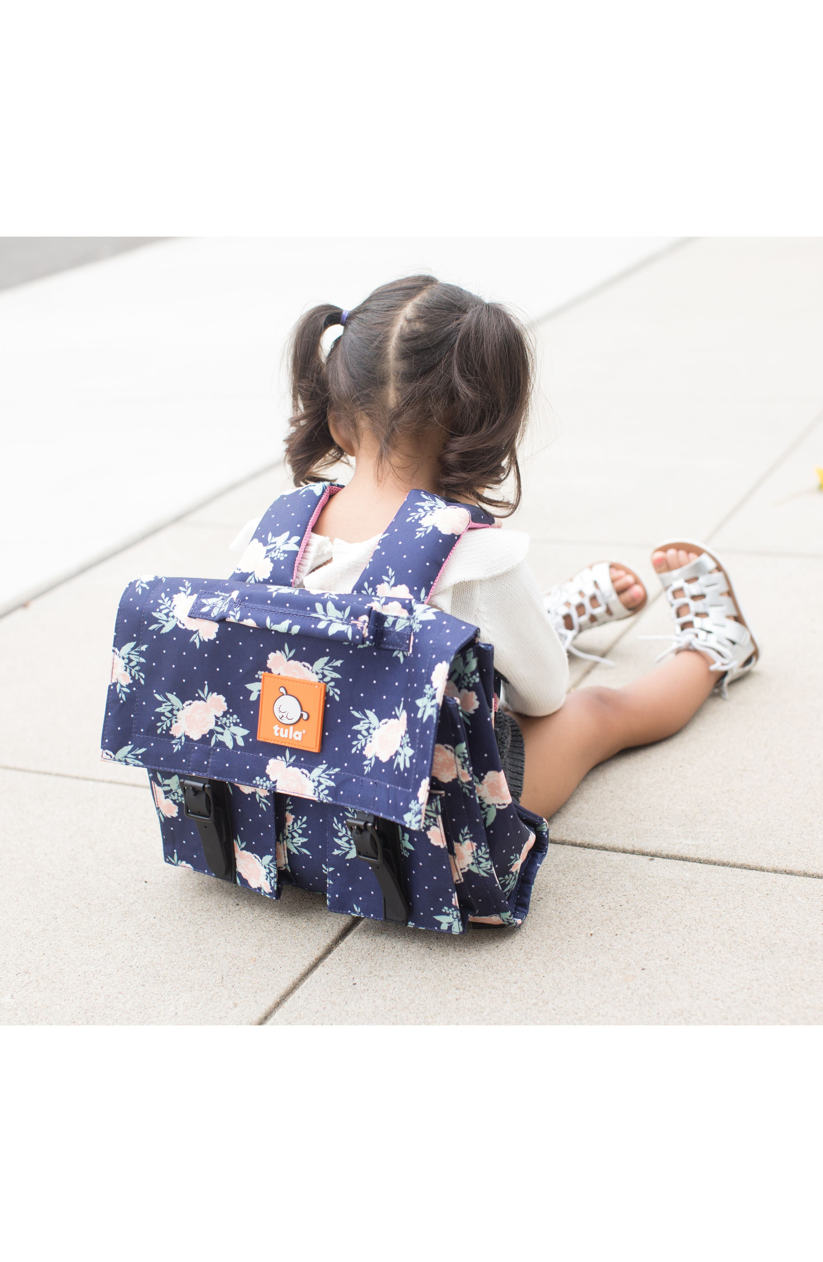 Alternate Image 4  - Baby Tula Blossom Backpack (Toddler)
