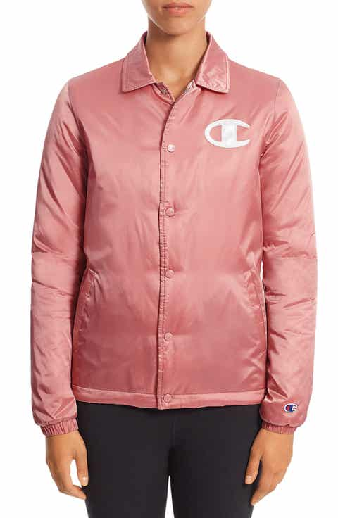 Champion Satin Coach's Jacket