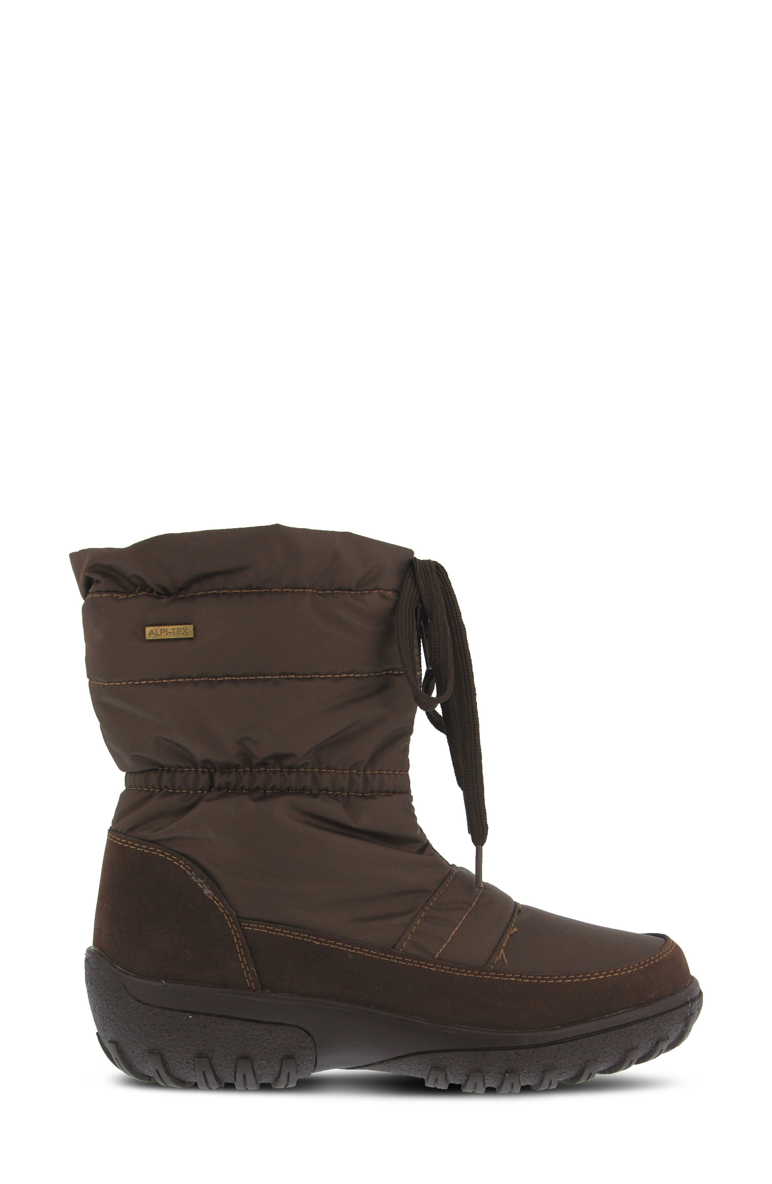 Alternate Image 3  - Spring Step Lucerne Waterproof Drawstring Boot (Women)