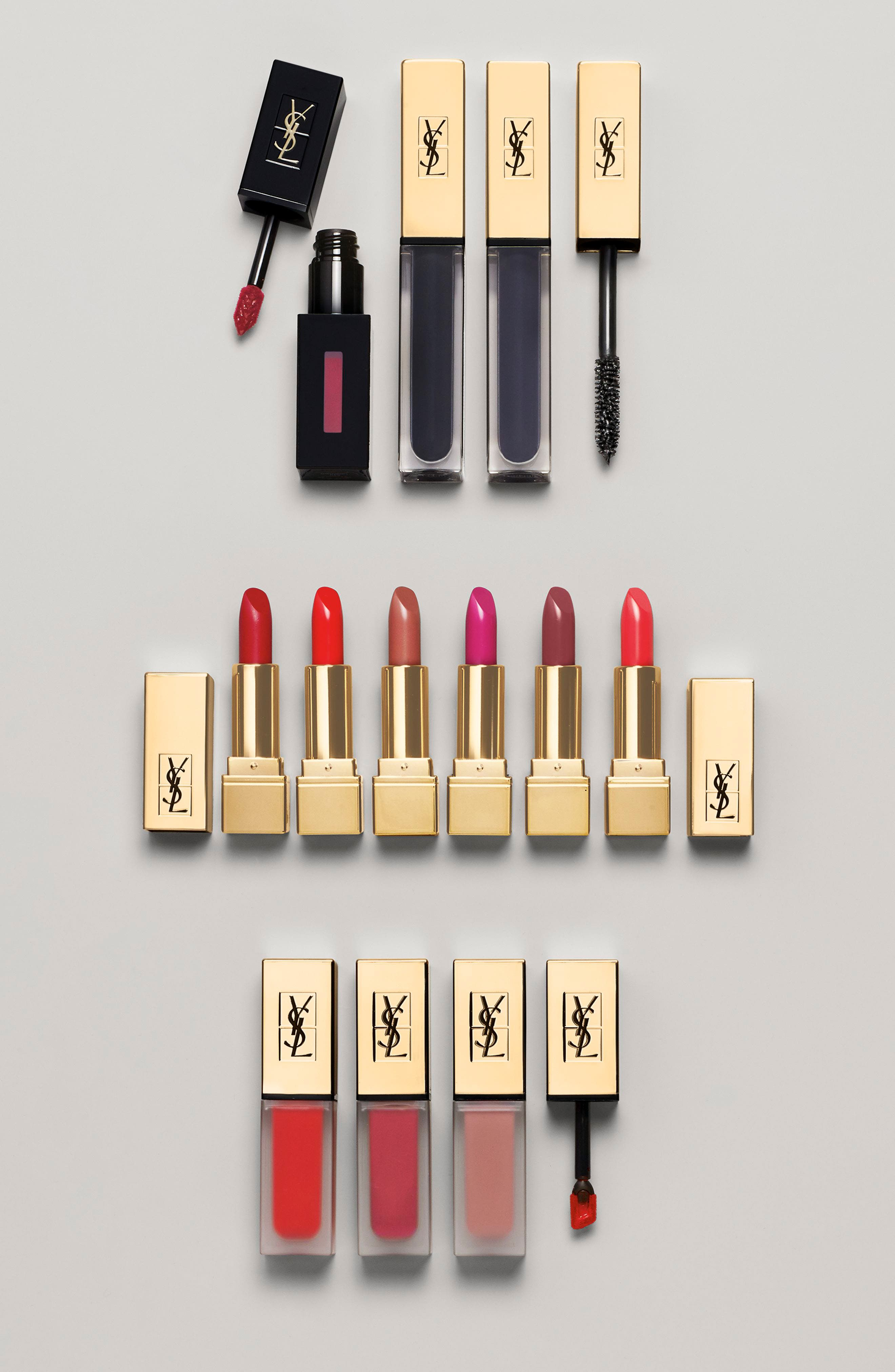 Alternate Image 2  - Yves Saint Laurent Vinyl Mascara & Lip Set (Nordstrom Exclusive) ($94 Value)