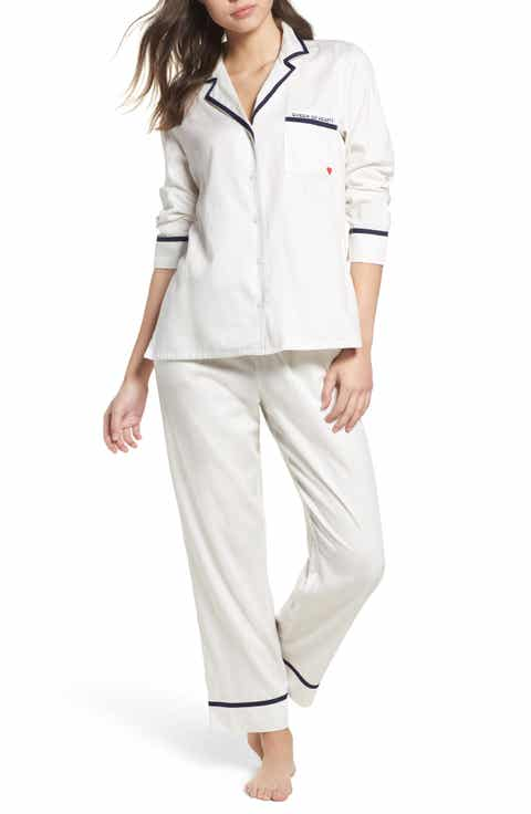 kate spade new york night owl pajamas