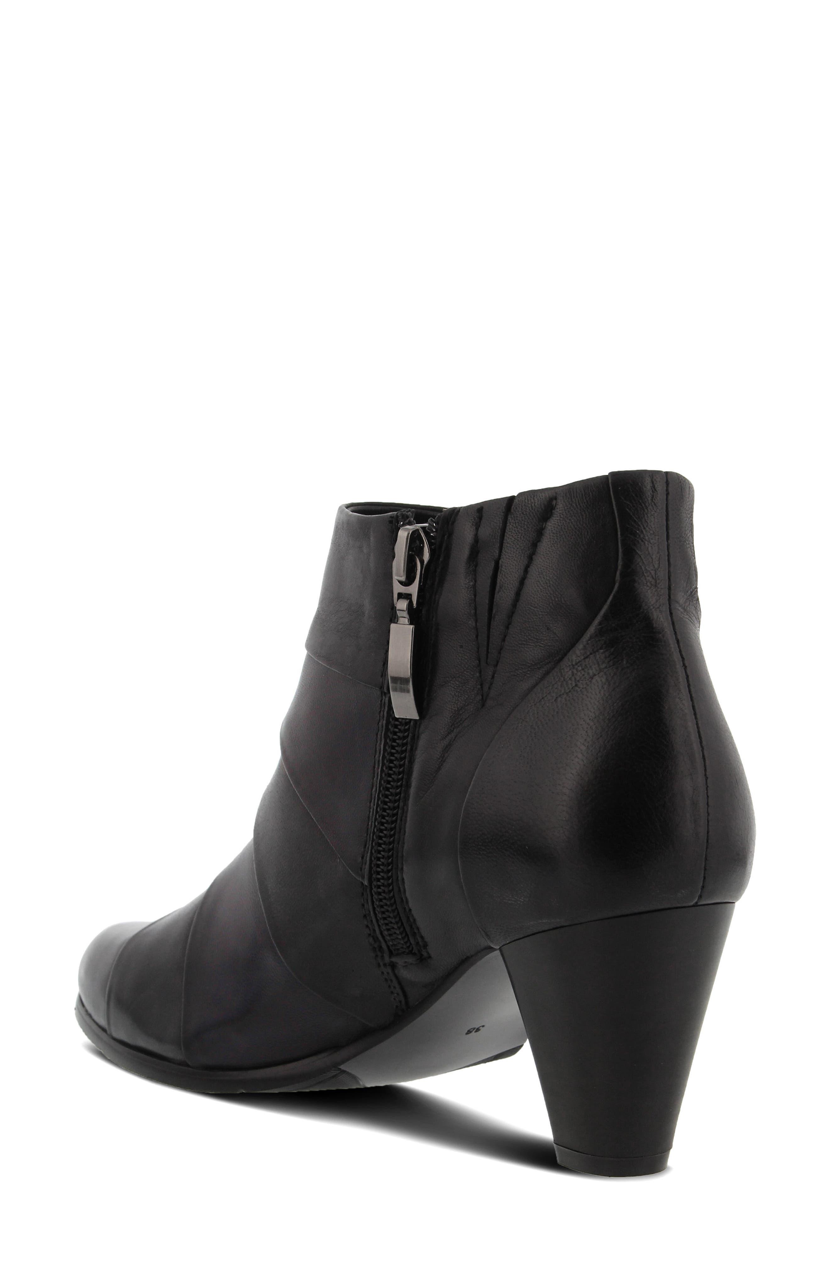 Binzo Bootie,                             Alternate thumbnail 2, color,                             Black Multi Leather