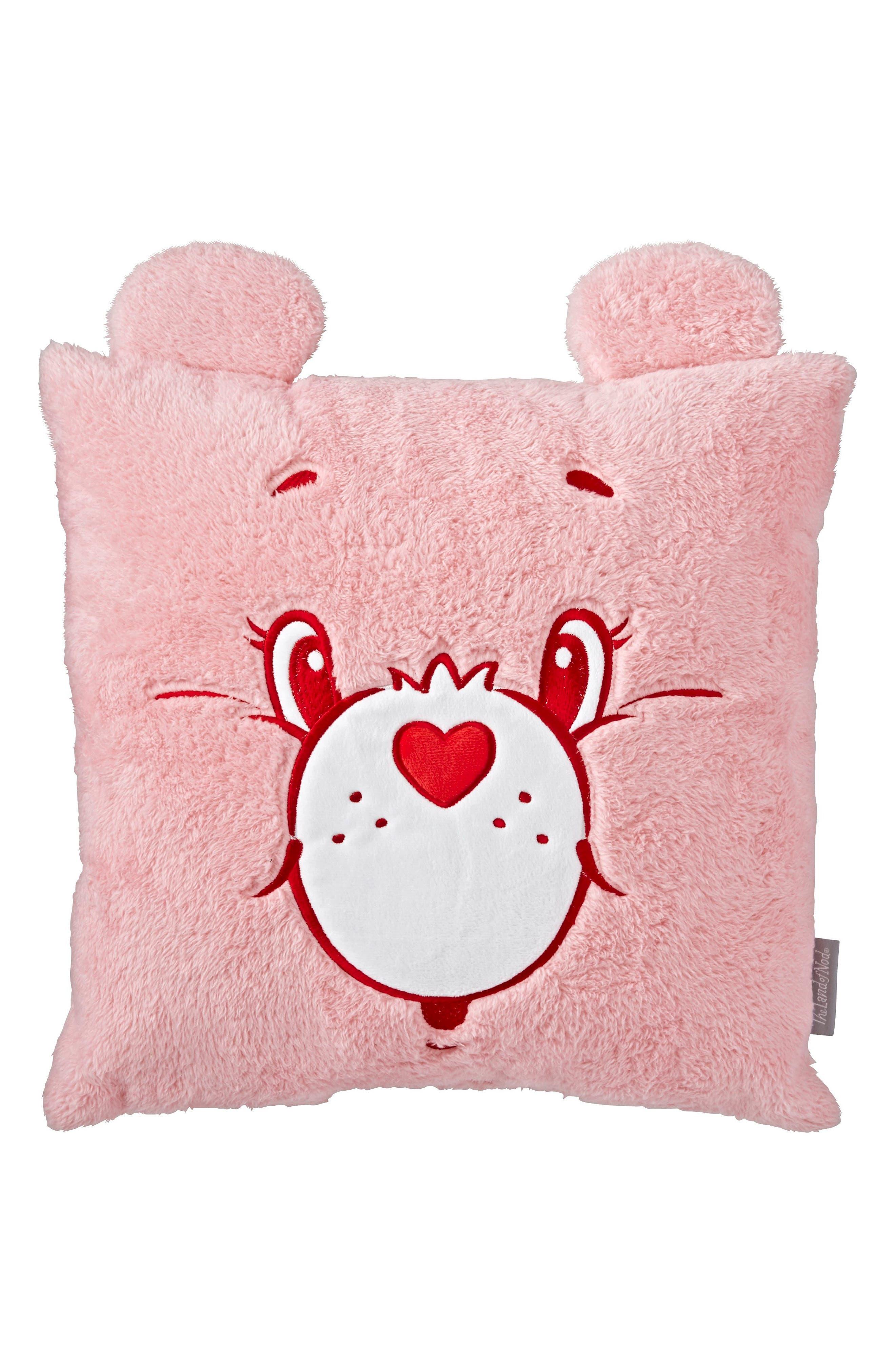 The Land of Nod Care Bears™ Throw Pillow