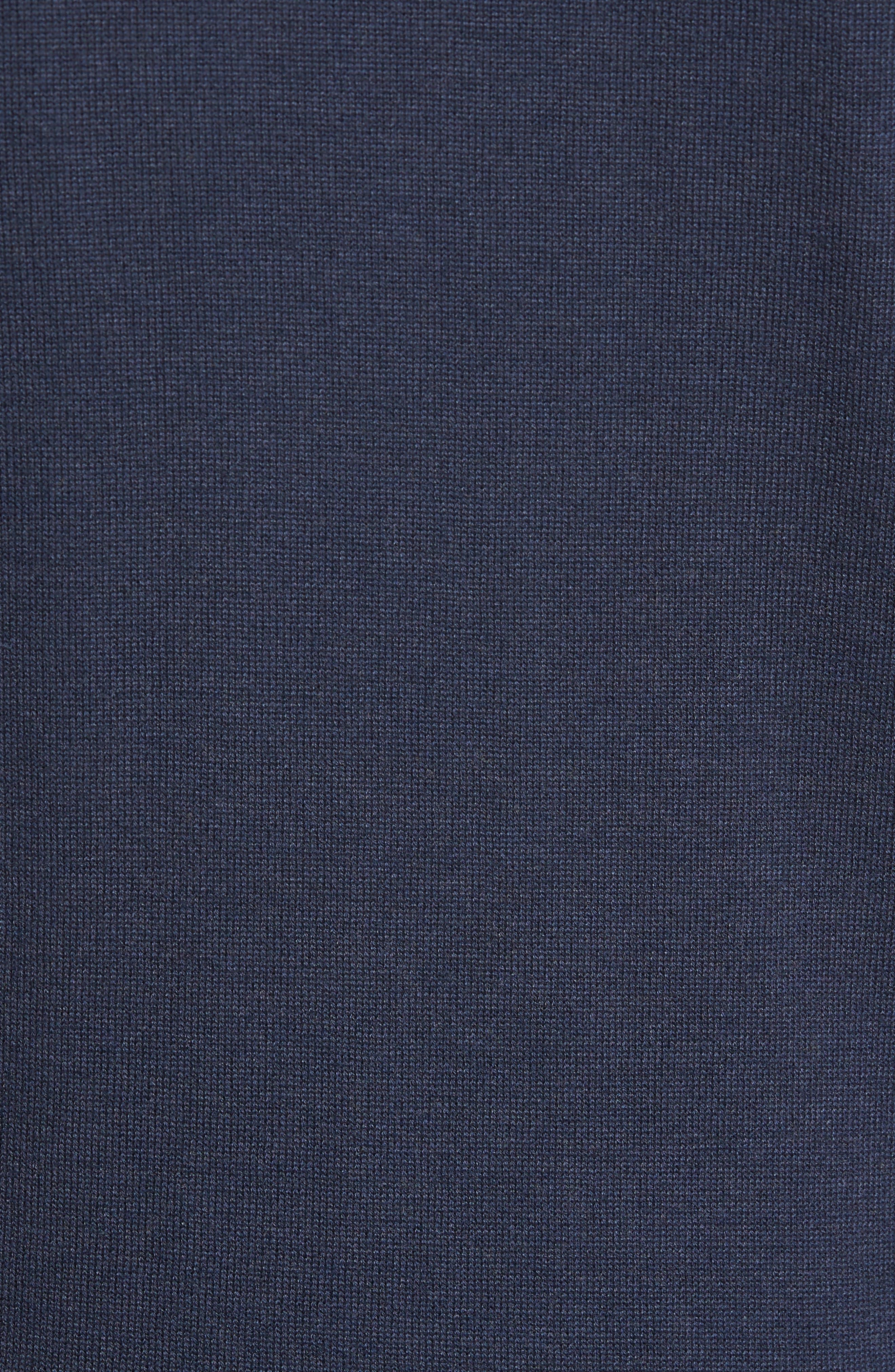 Anotny Morato Pattern Sweater,                             Alternate thumbnail 5, color,                             Soft Blue
