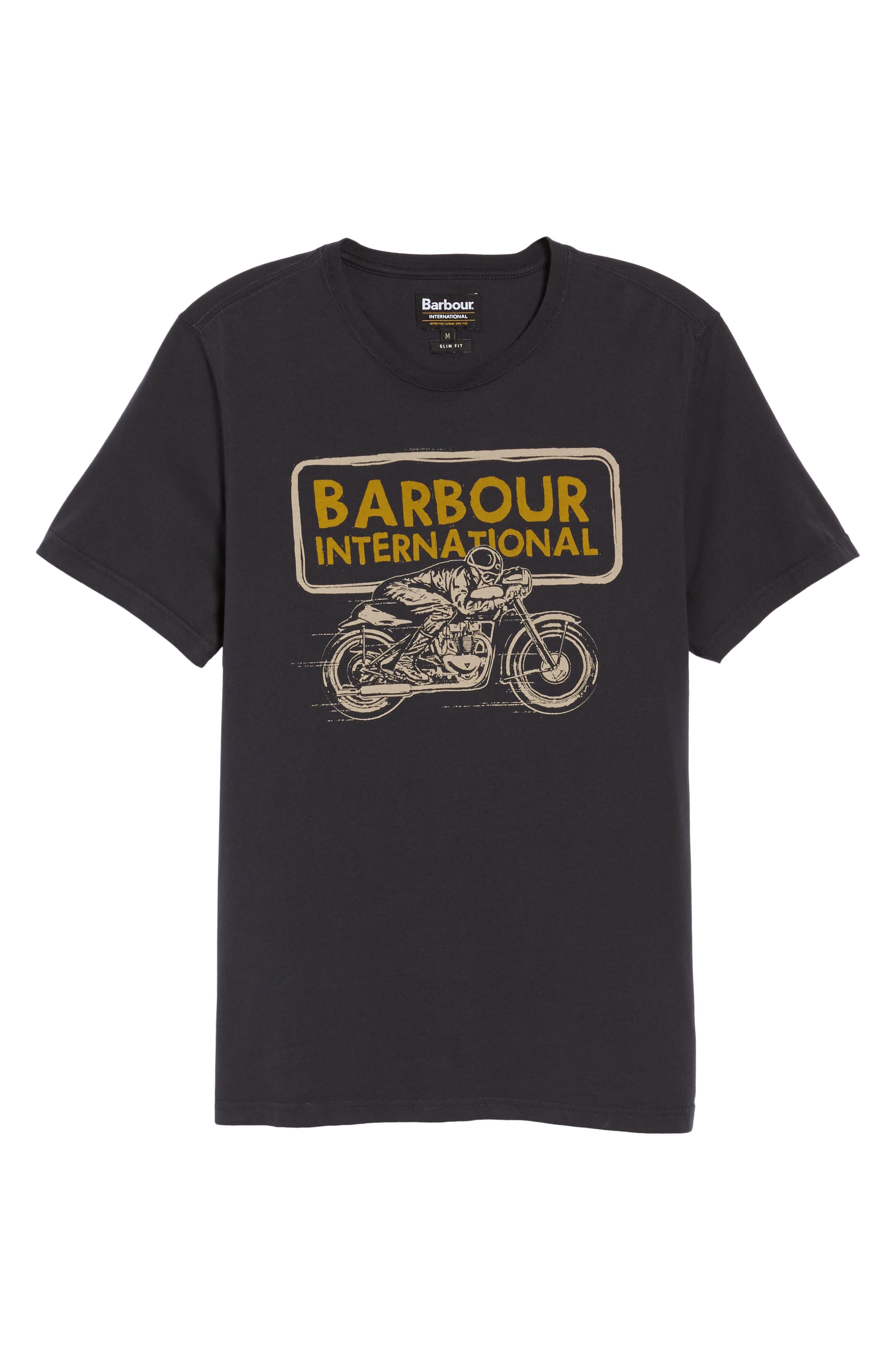 Alternate Image 6  - Barbour Barbour International Pace T-Shirt