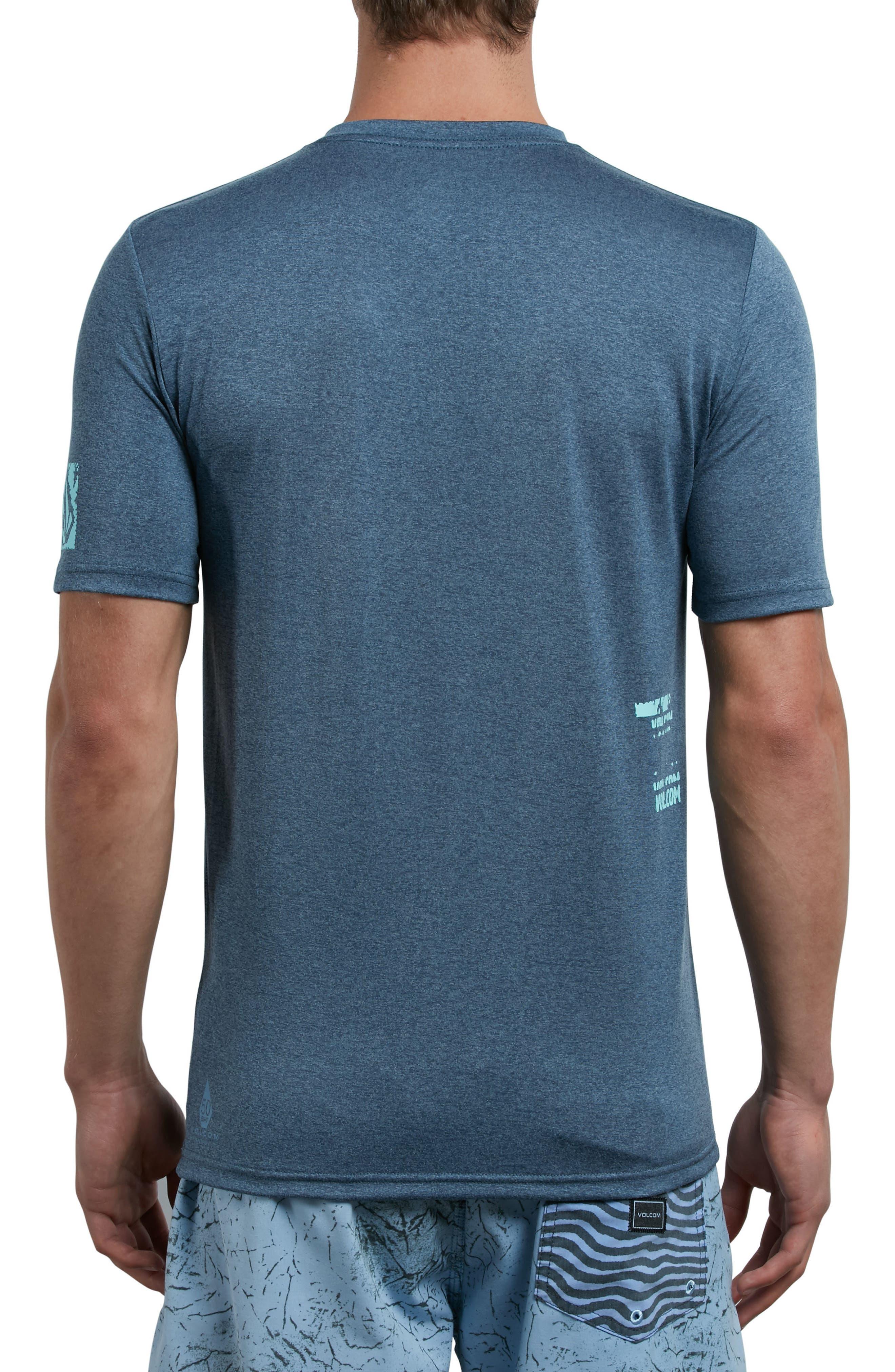 Lido Pixel T-Shirt,                             Alternate thumbnail 2, color,                             Blue