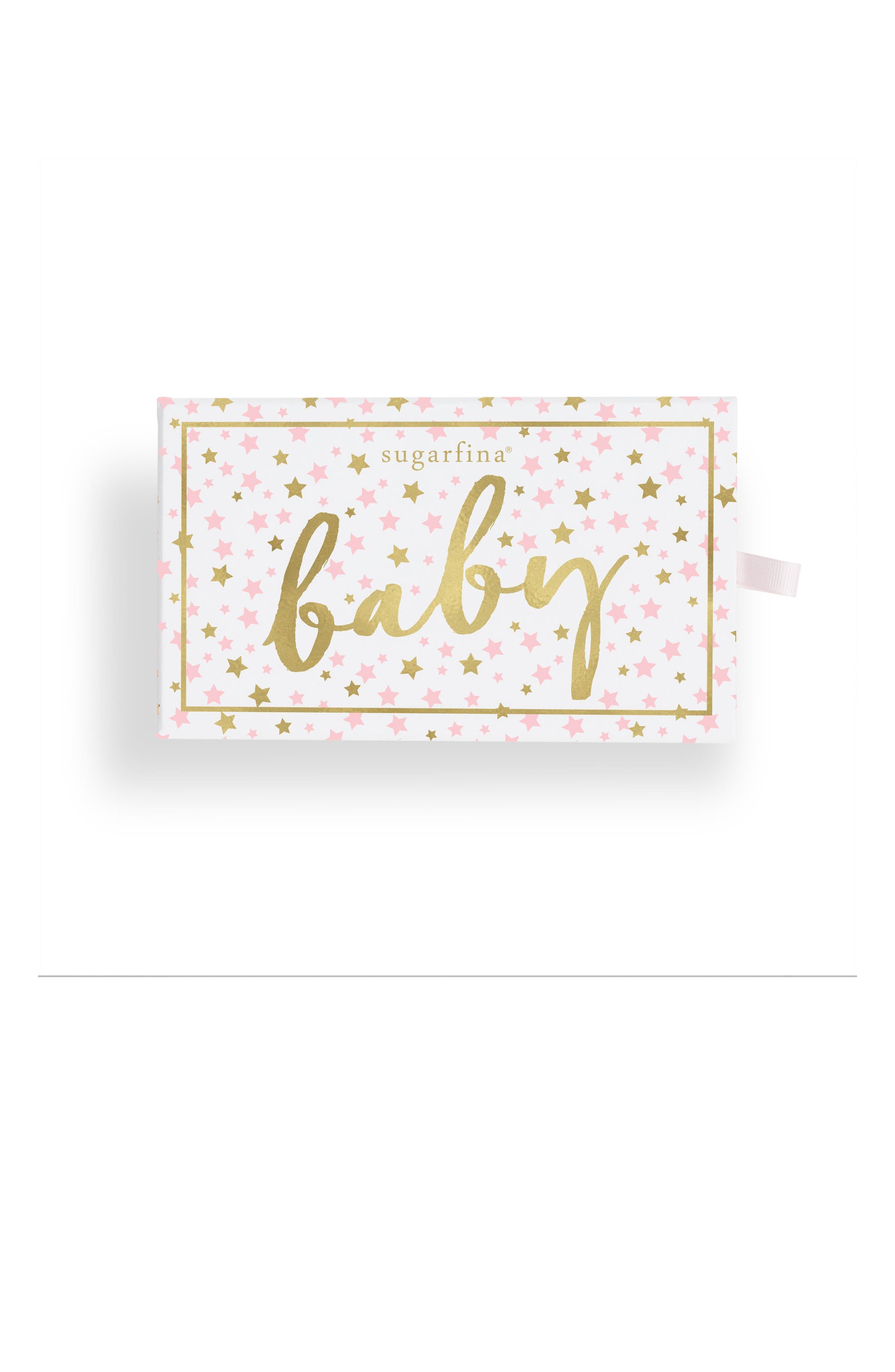 Baby Girl 2-Piece Candy Bento Box,                             Alternate thumbnail 2, color,                             White
