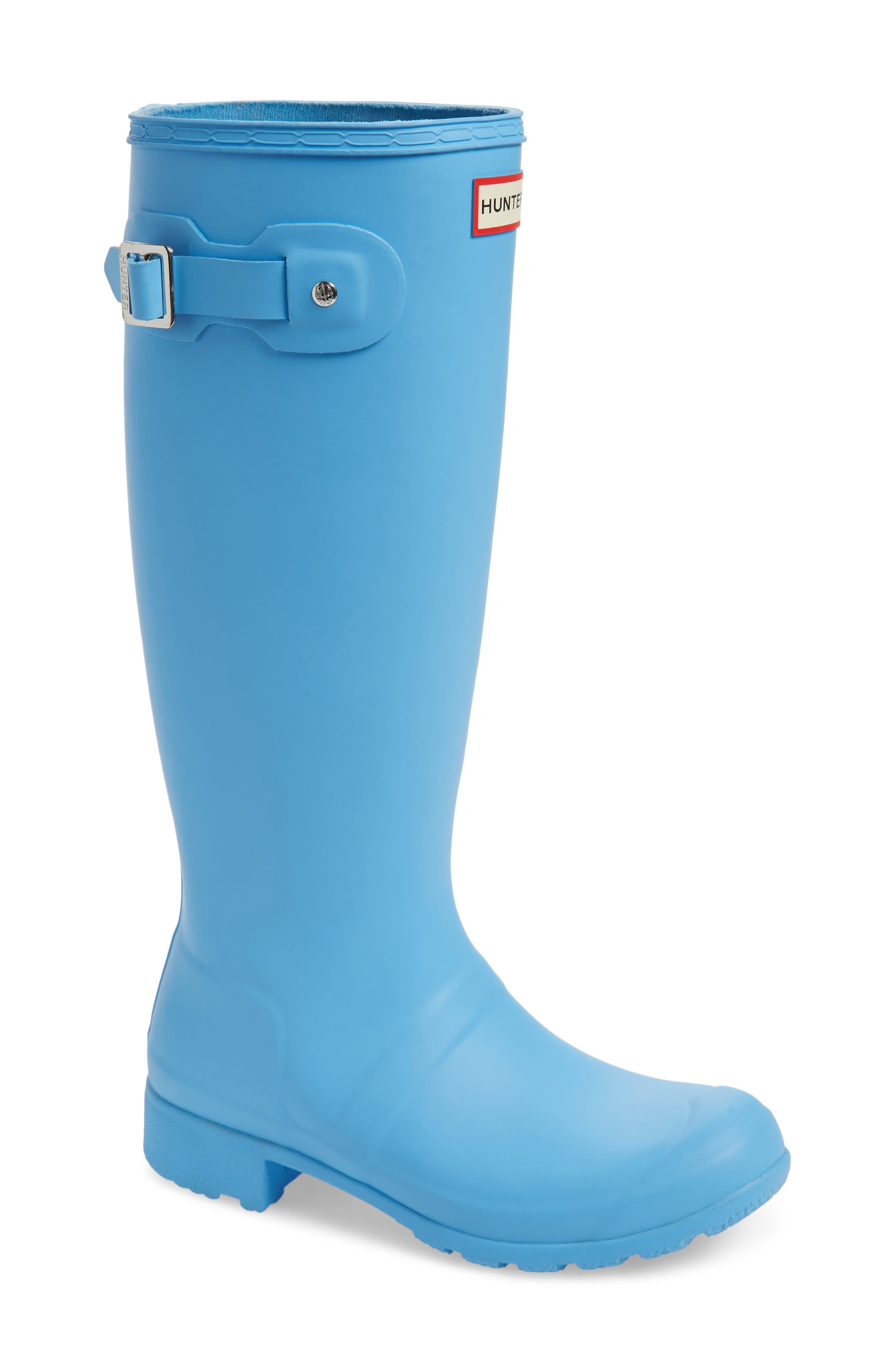 Main Image - Hunter 'Tour' Packable Rain Boot (Women)