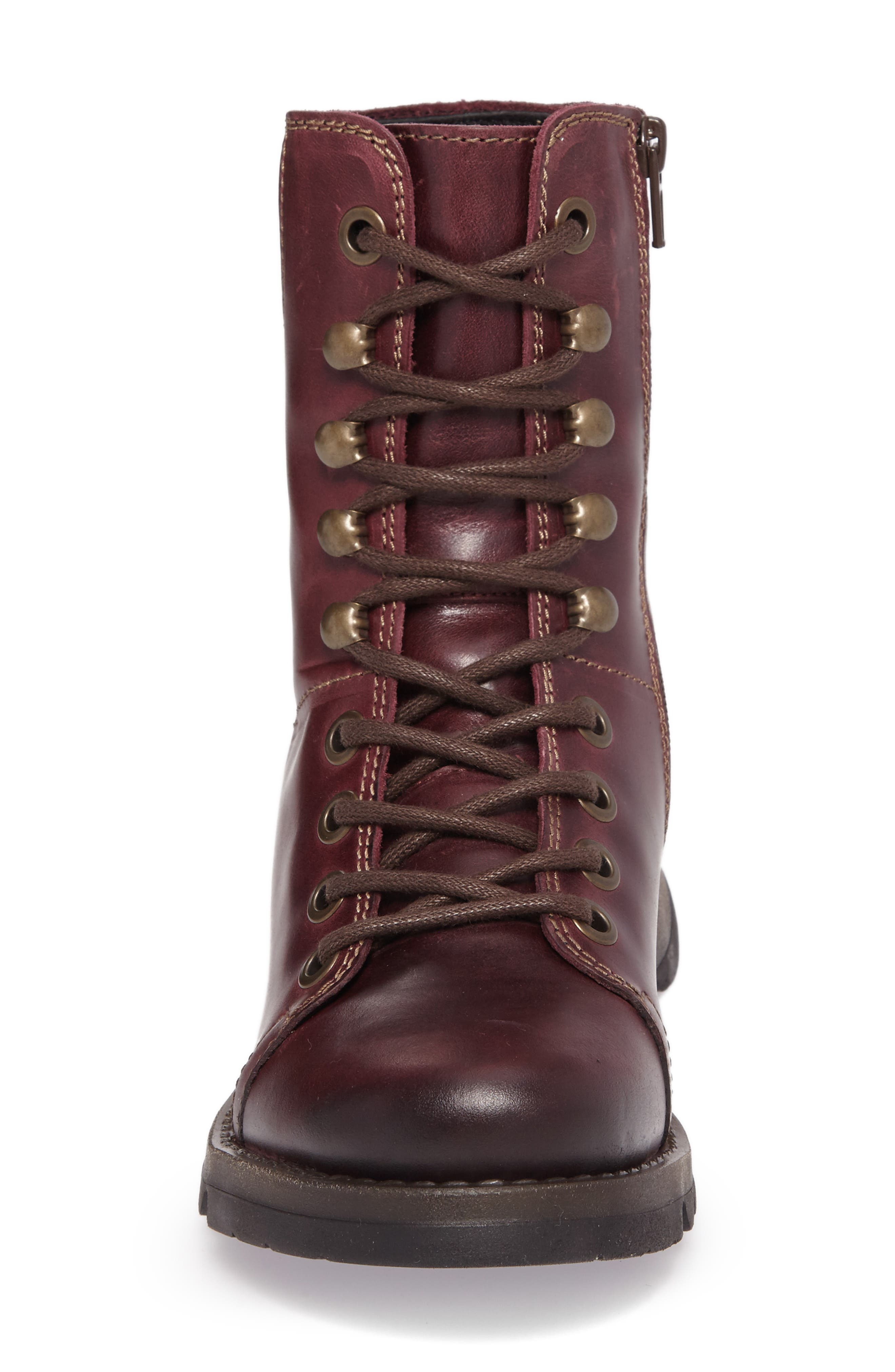 Alternate Image 4  - Fly London Same Lace-Up Boot (Women)