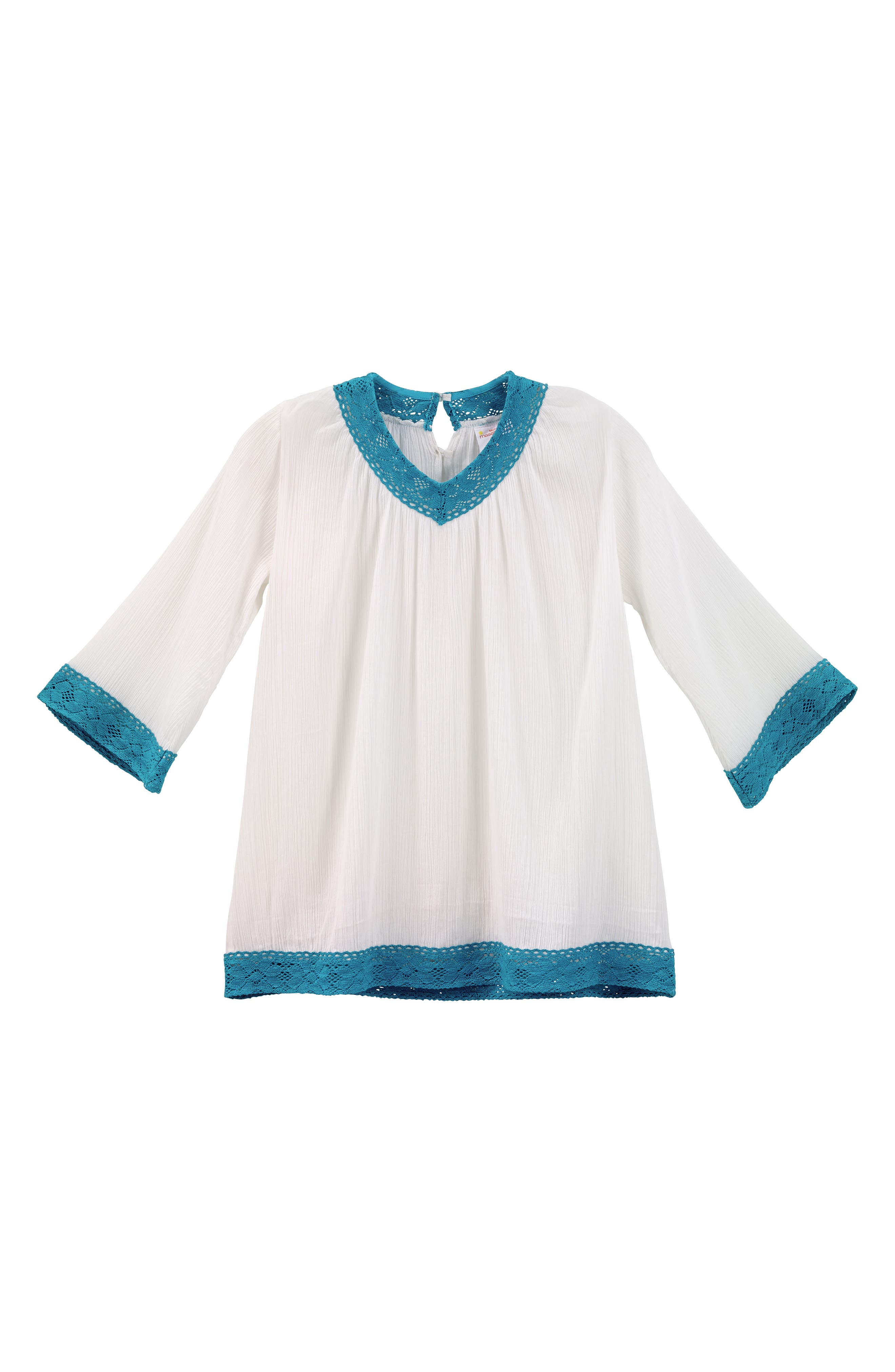 Sweet Escape Cover-Up Tunic,                         Main,                         color, White