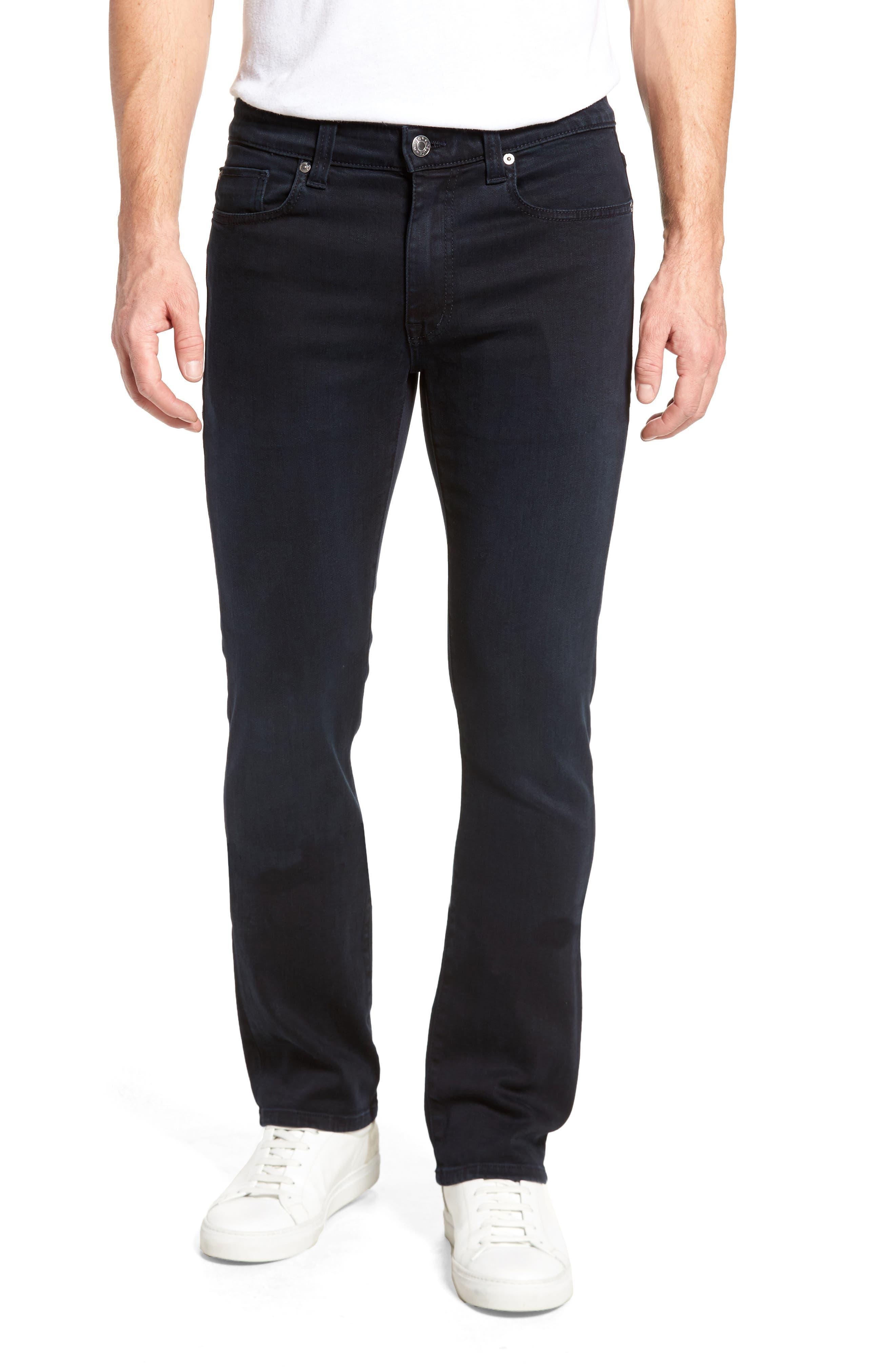 Impala Straight Leg Jeans,                         Main,                         color, Saffire Blue