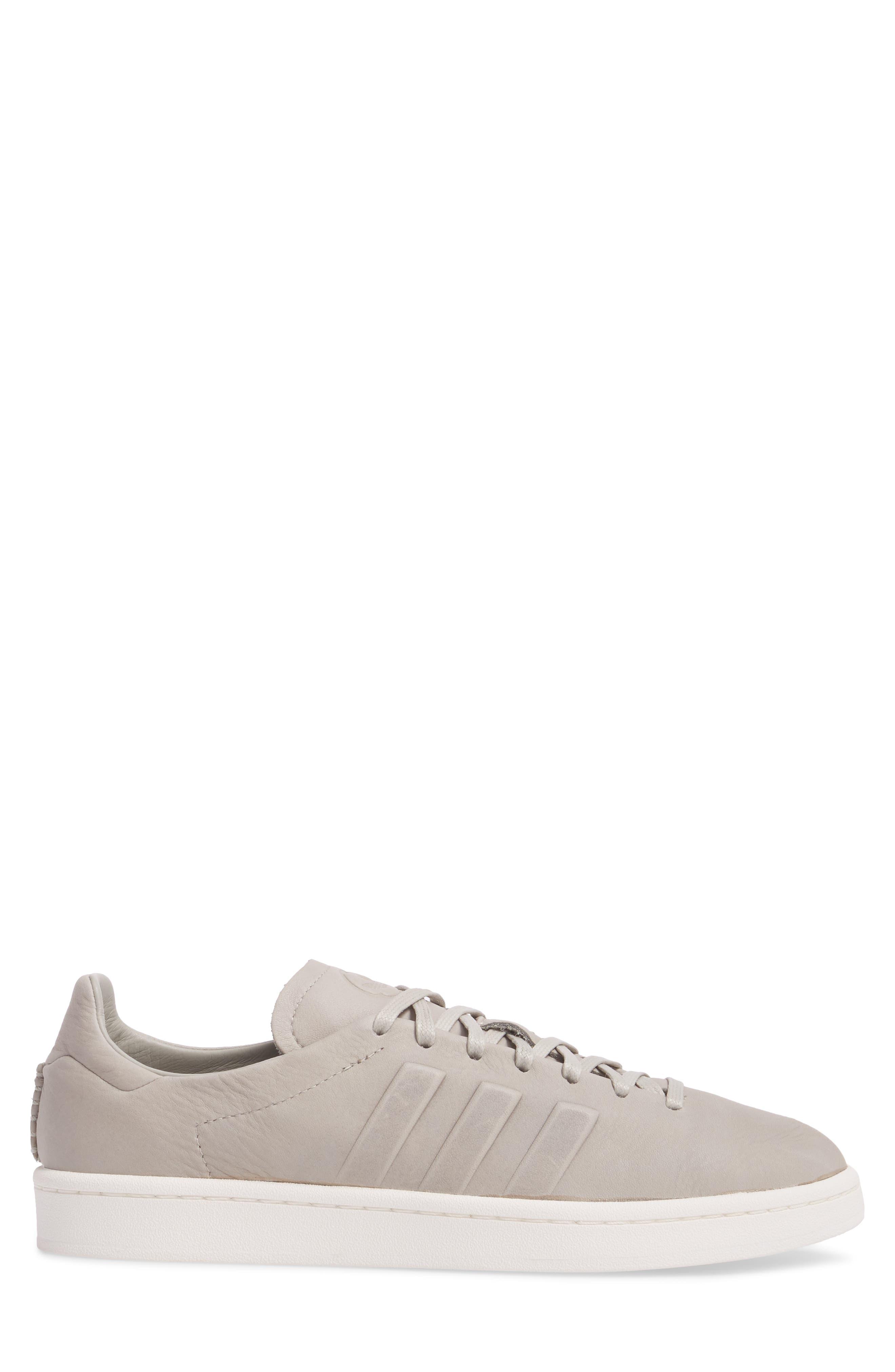 Low Top Sneaker,                             Alternate thumbnail 3, color,                             Sesame/ Chalk White