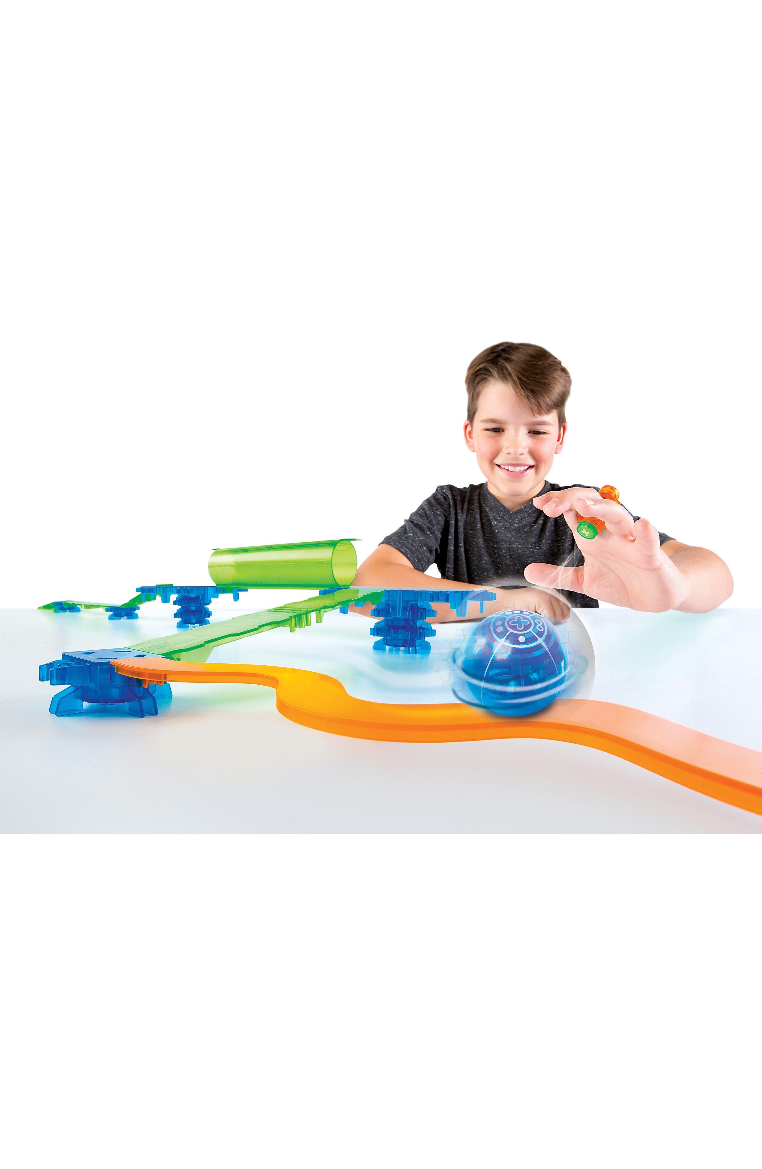 Alternate Image 4  - Diggin Spinos Mega Trax Challenge 19-Piece Magnetic Toy