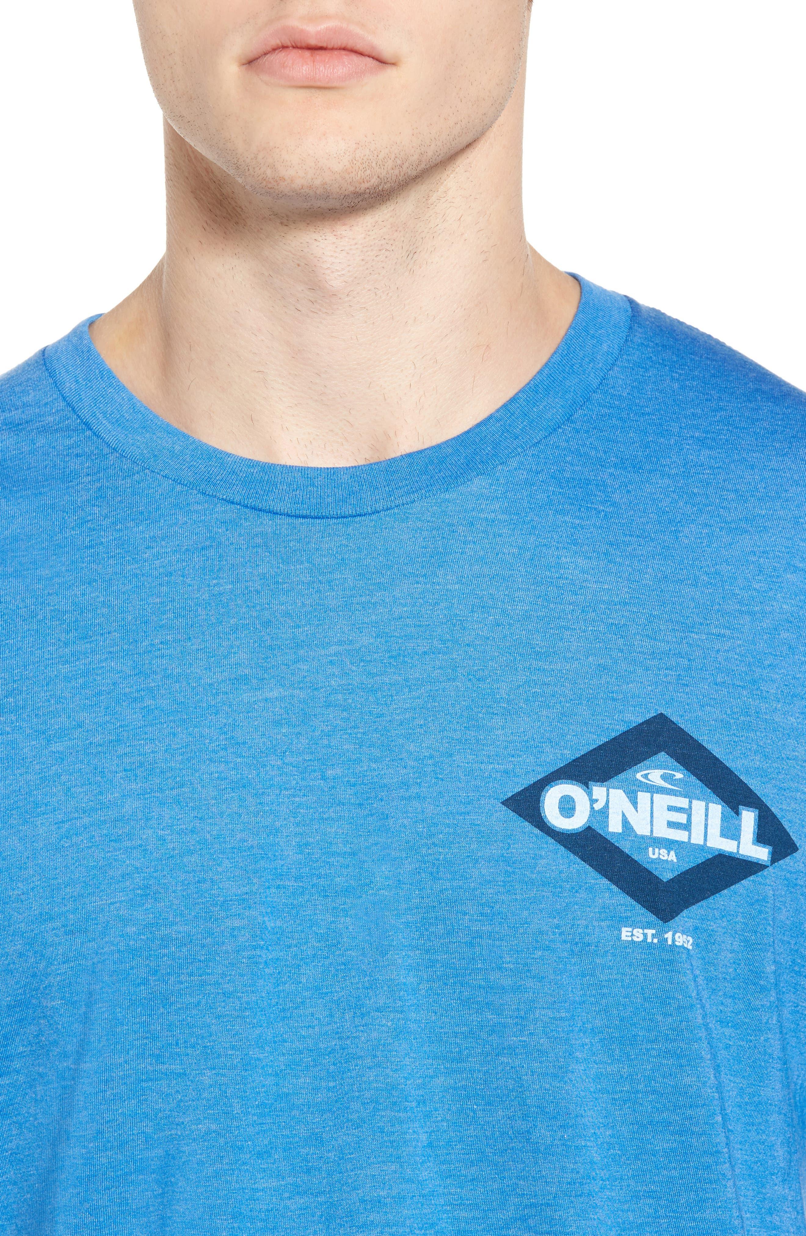 Alternate Image 4  - O'Neill Logo Graphic T-Shirt