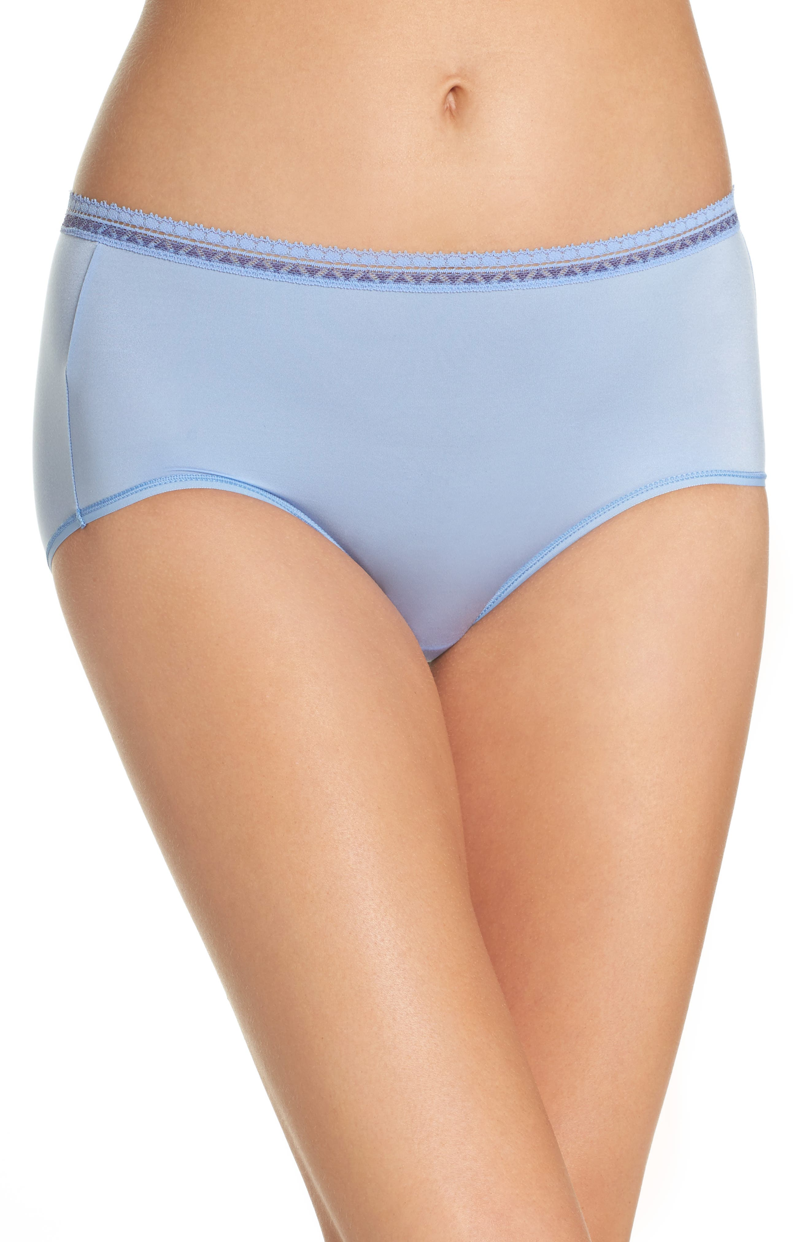 Alternate Image 1 Selected - Wacoal Perfect Primer Briefs (3 for $39)