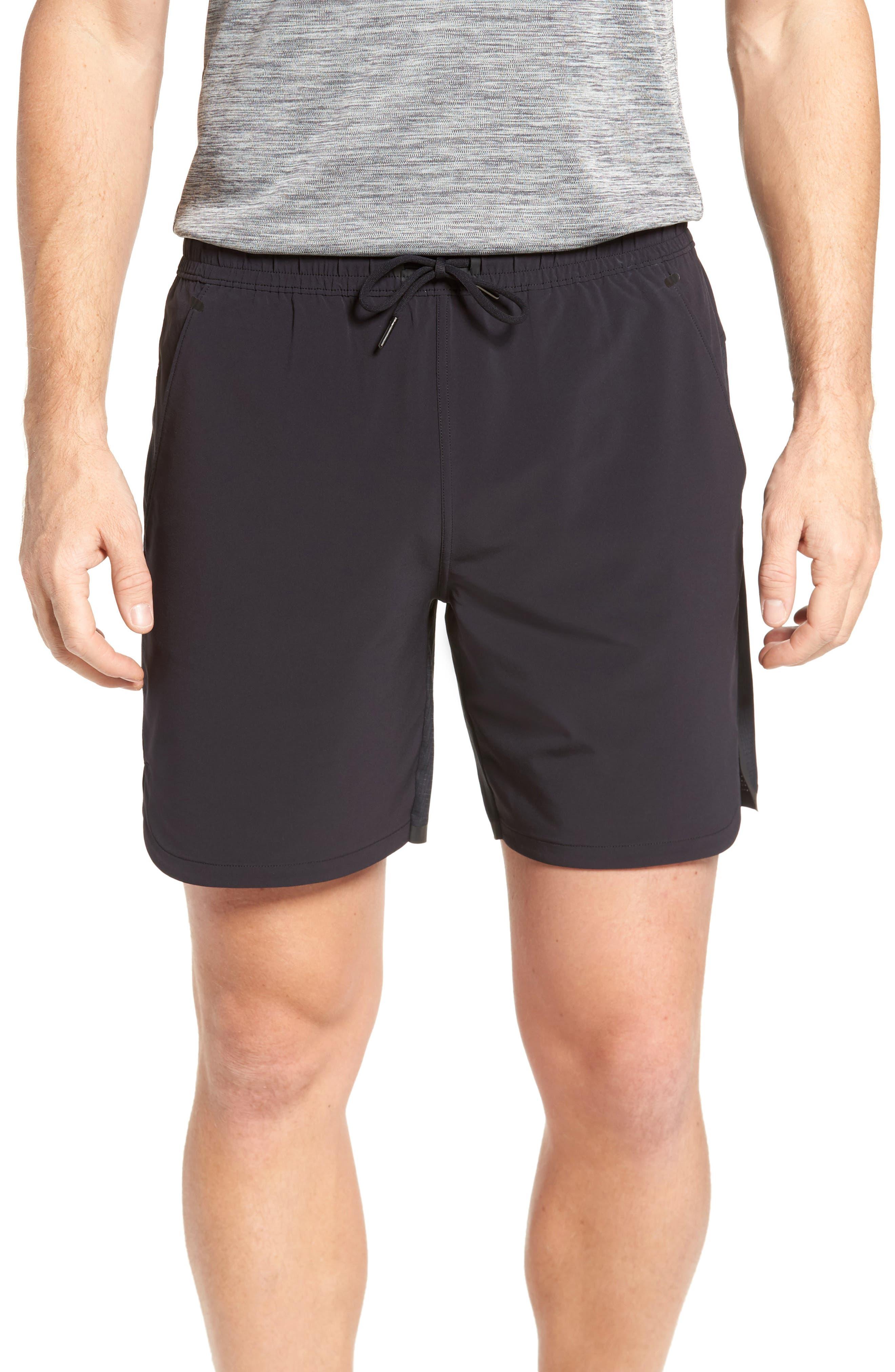 Main Image - Zella Woven Shorts