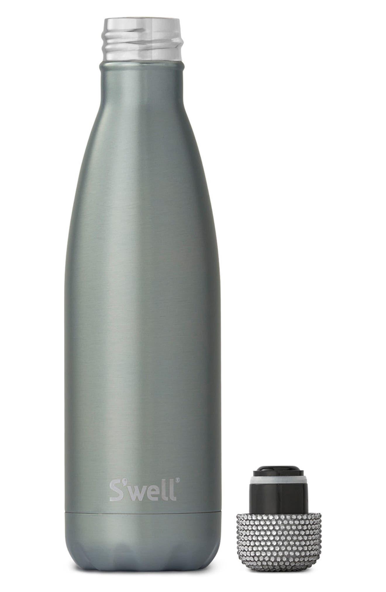 Alternate Image 2  - S'well Radiance Swarovski Crystal Water Bottle (Limited Edition)