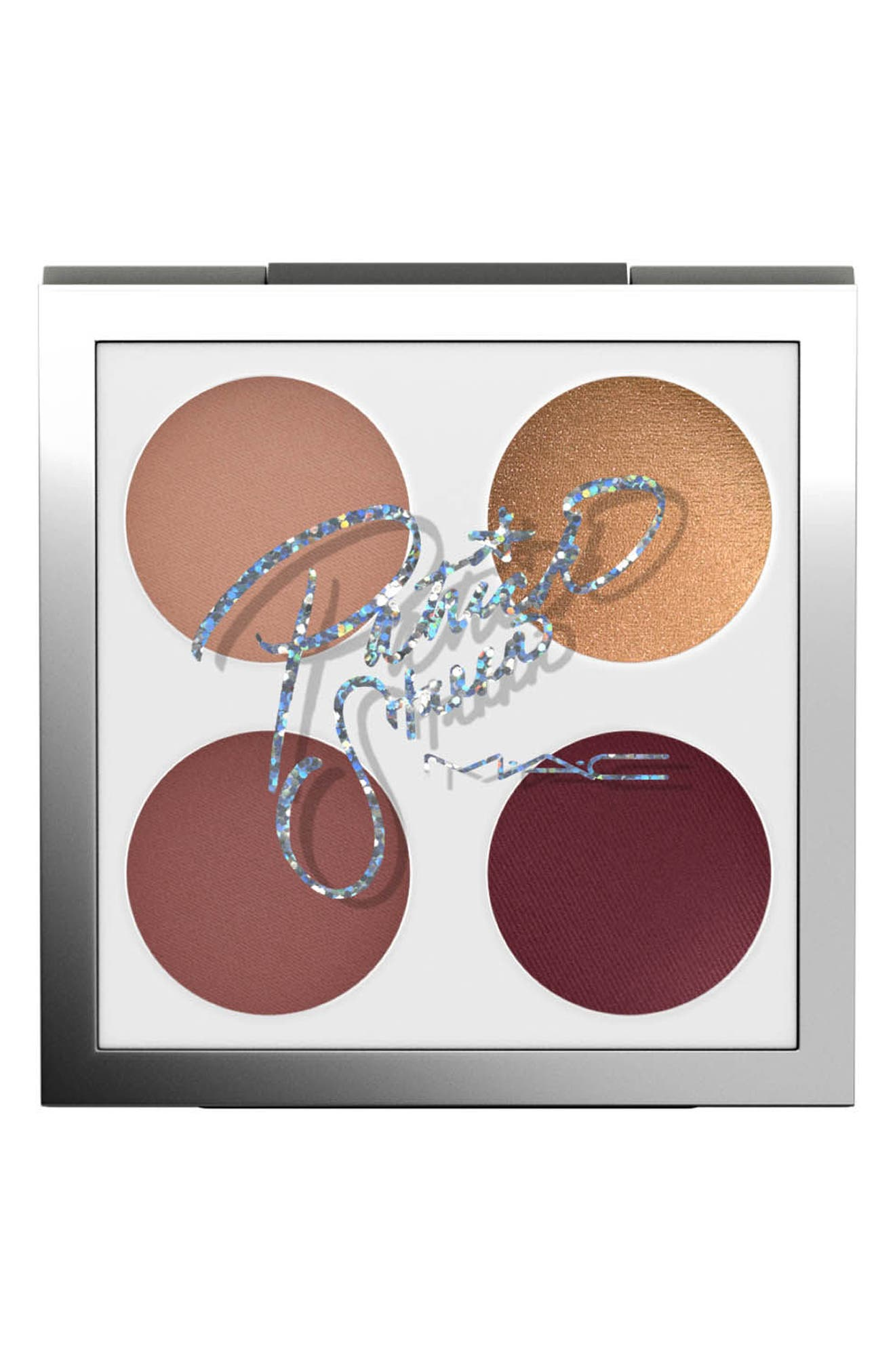 MAC x Patrickstarrr Eyeshadow Palette,                             Alternate thumbnail 4, color,                             Patrickstarrr Goalgetter