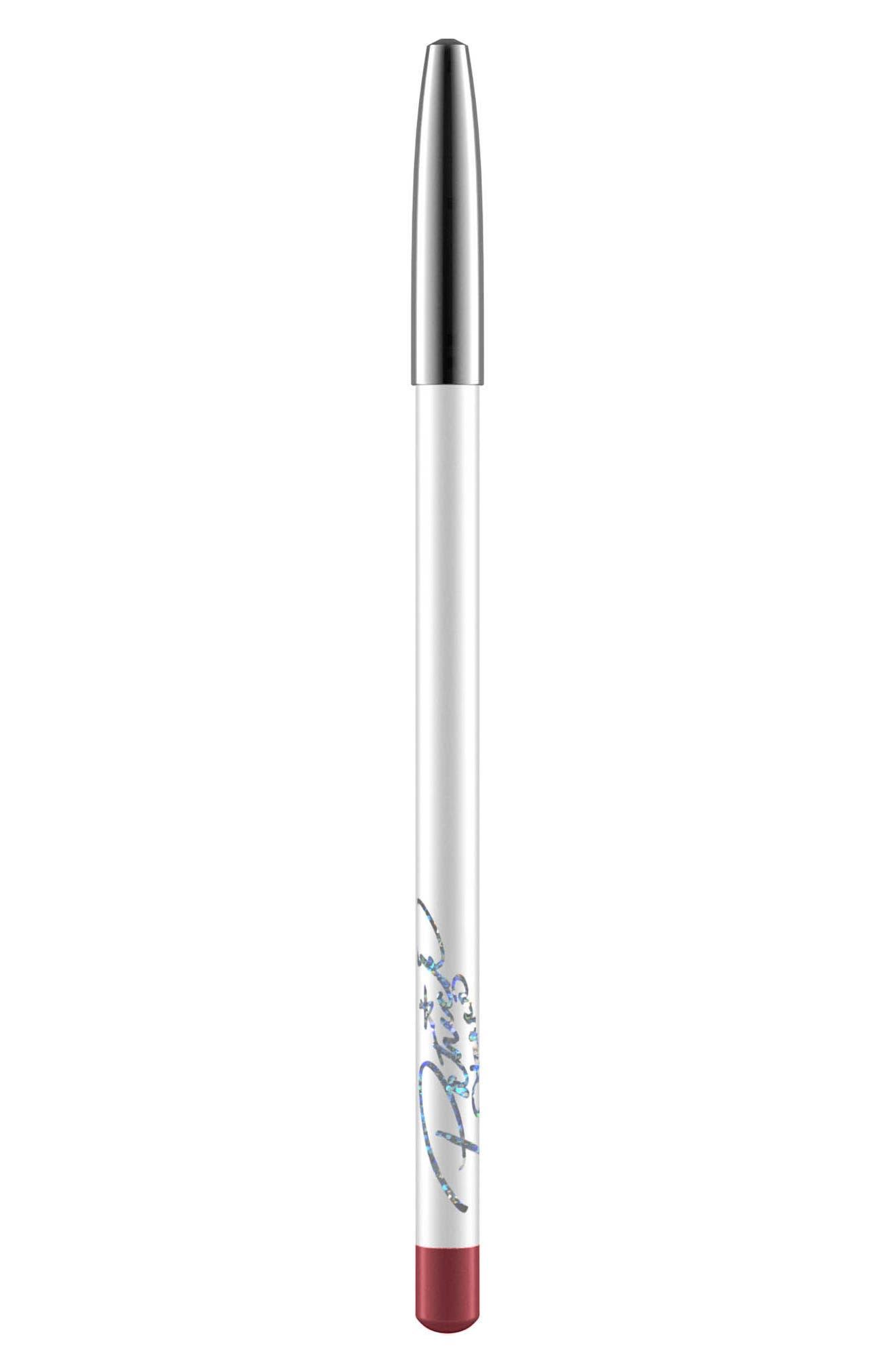 MAC x Patrickstarrr Lip Pencil,                             Alternate thumbnail 2, color,                             Brick