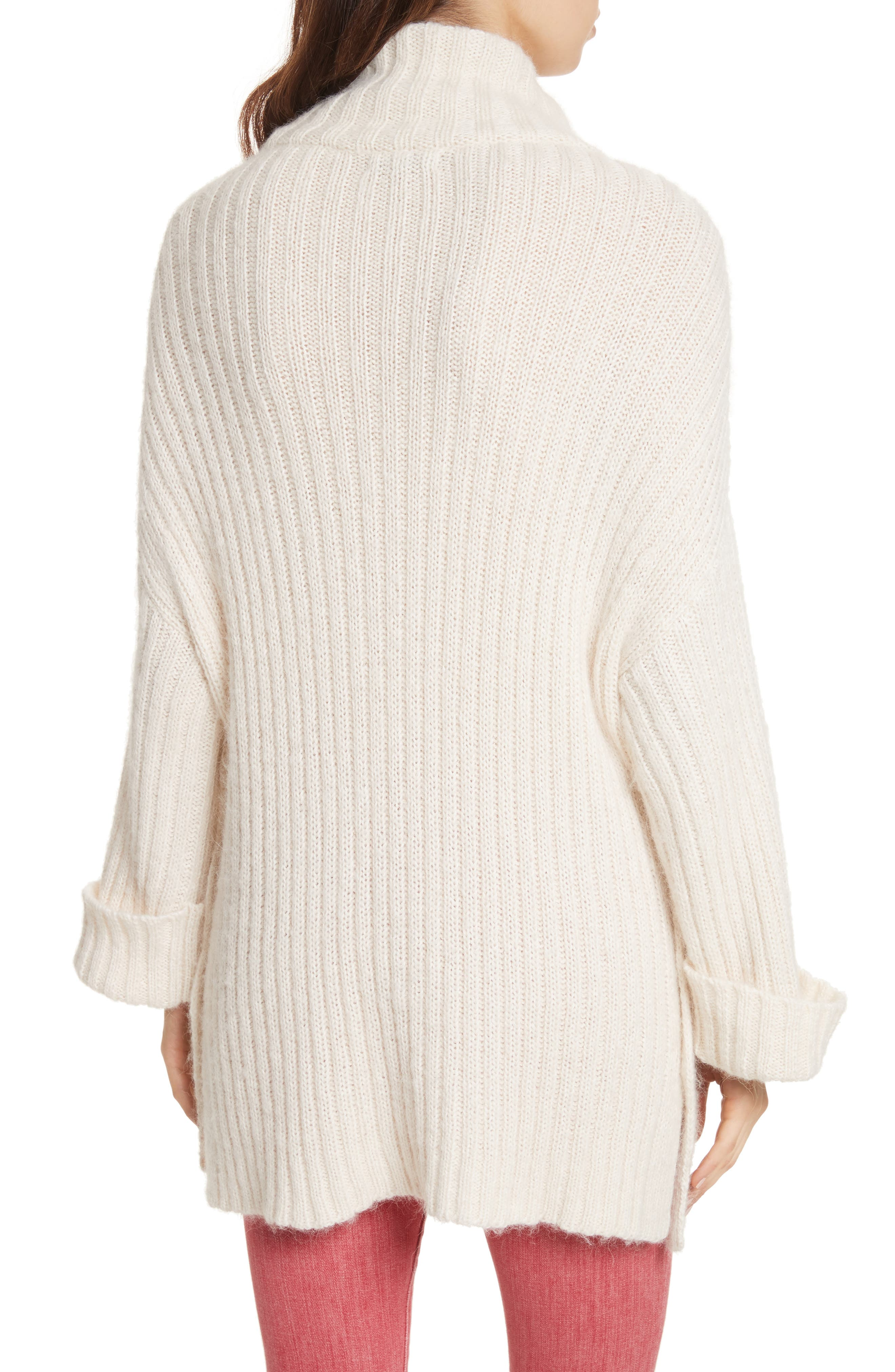 Alternate Image 2  - Joie Banain Turtleneck Sweater