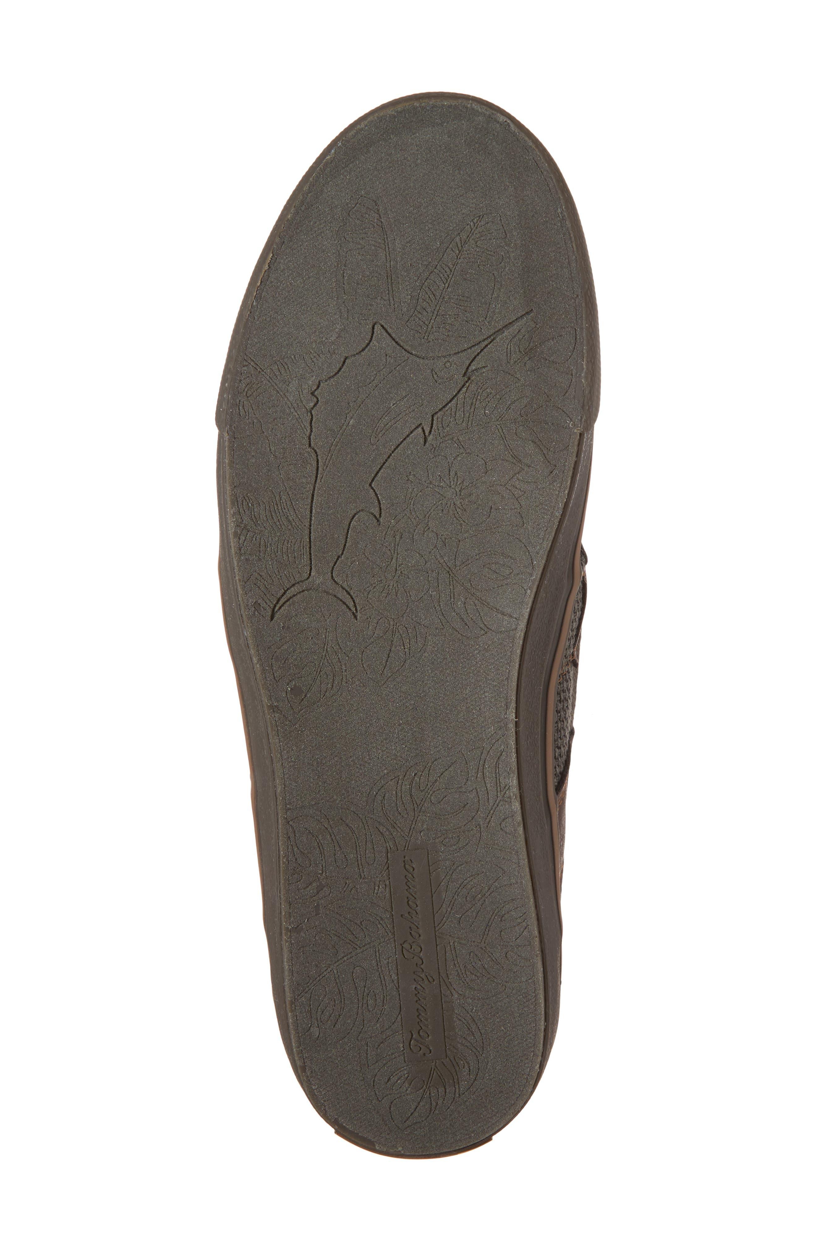 Stripe Breaker Sneaker,                             Alternate thumbnail 6, color,                             Dark Grey/ Dark Brown