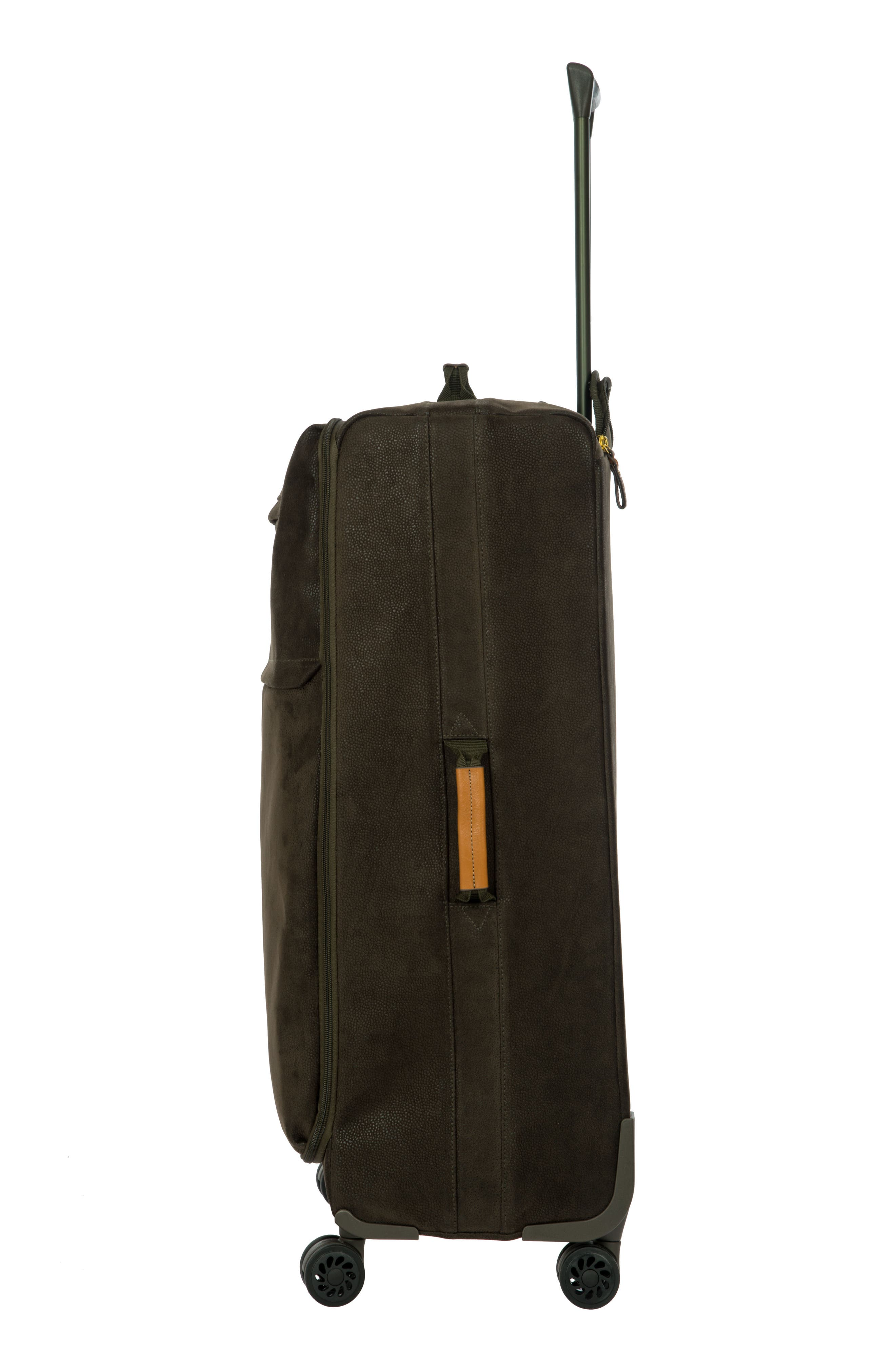 LIFE Collection 30-Inch Wheeled Suitcase,                             Alternate thumbnail 3, color,                             Olive