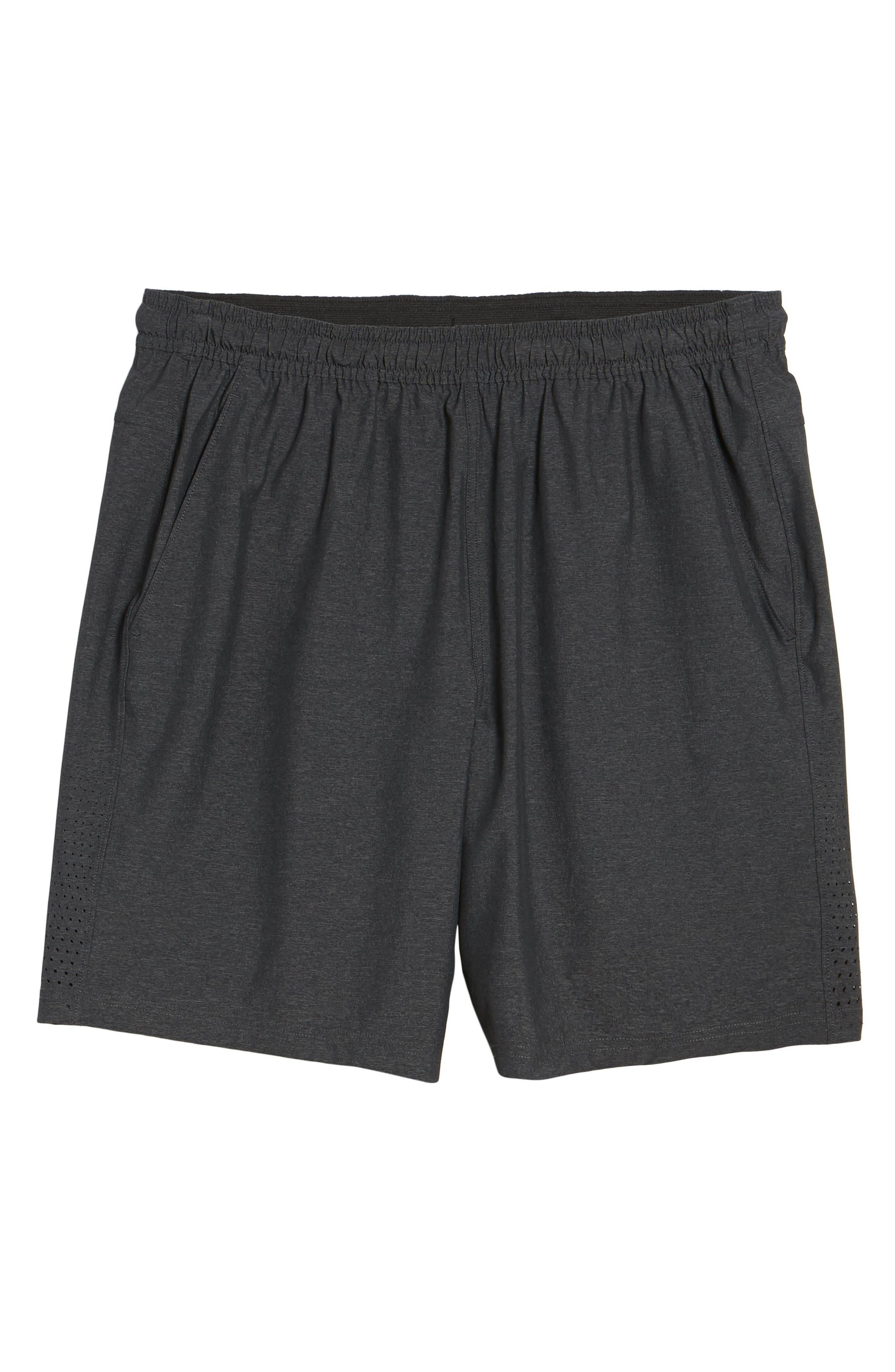 Alternate Image 6  - Zella Graphite Shorts