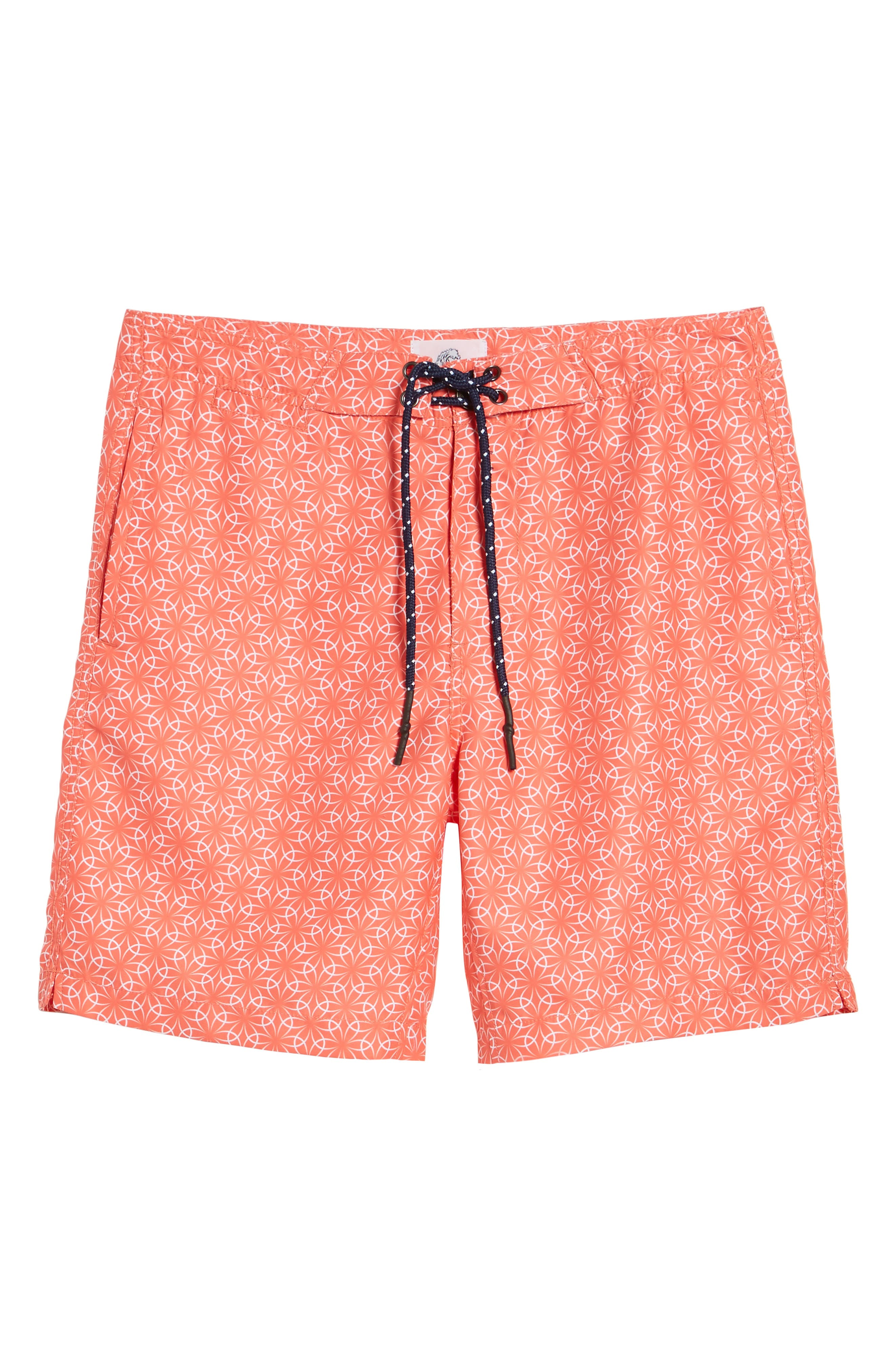 Alternate Image 6  - Surfside Supply Gradient Flower Board Shorts