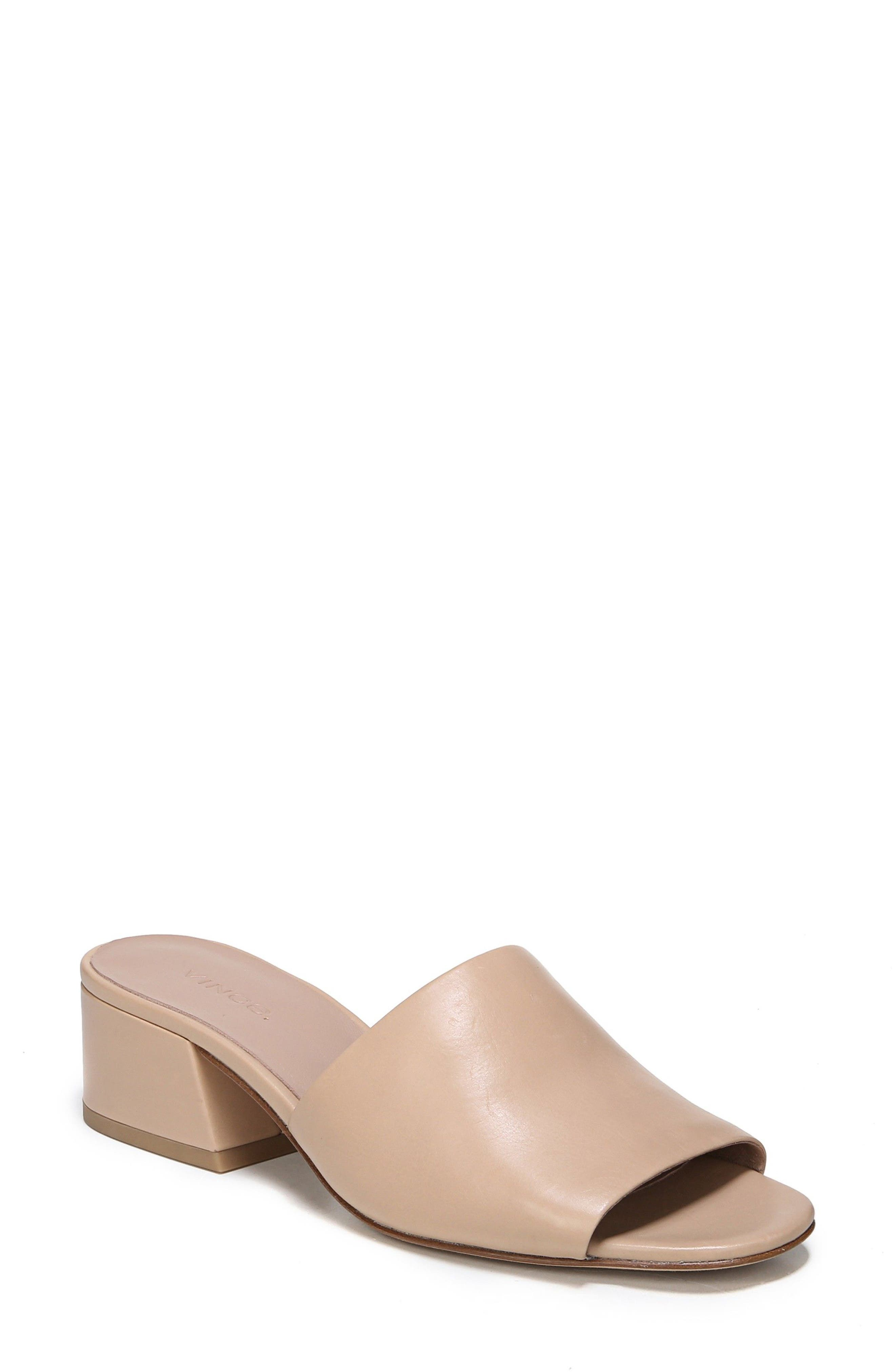 Vince Karissa Open Toe Mule (Women)