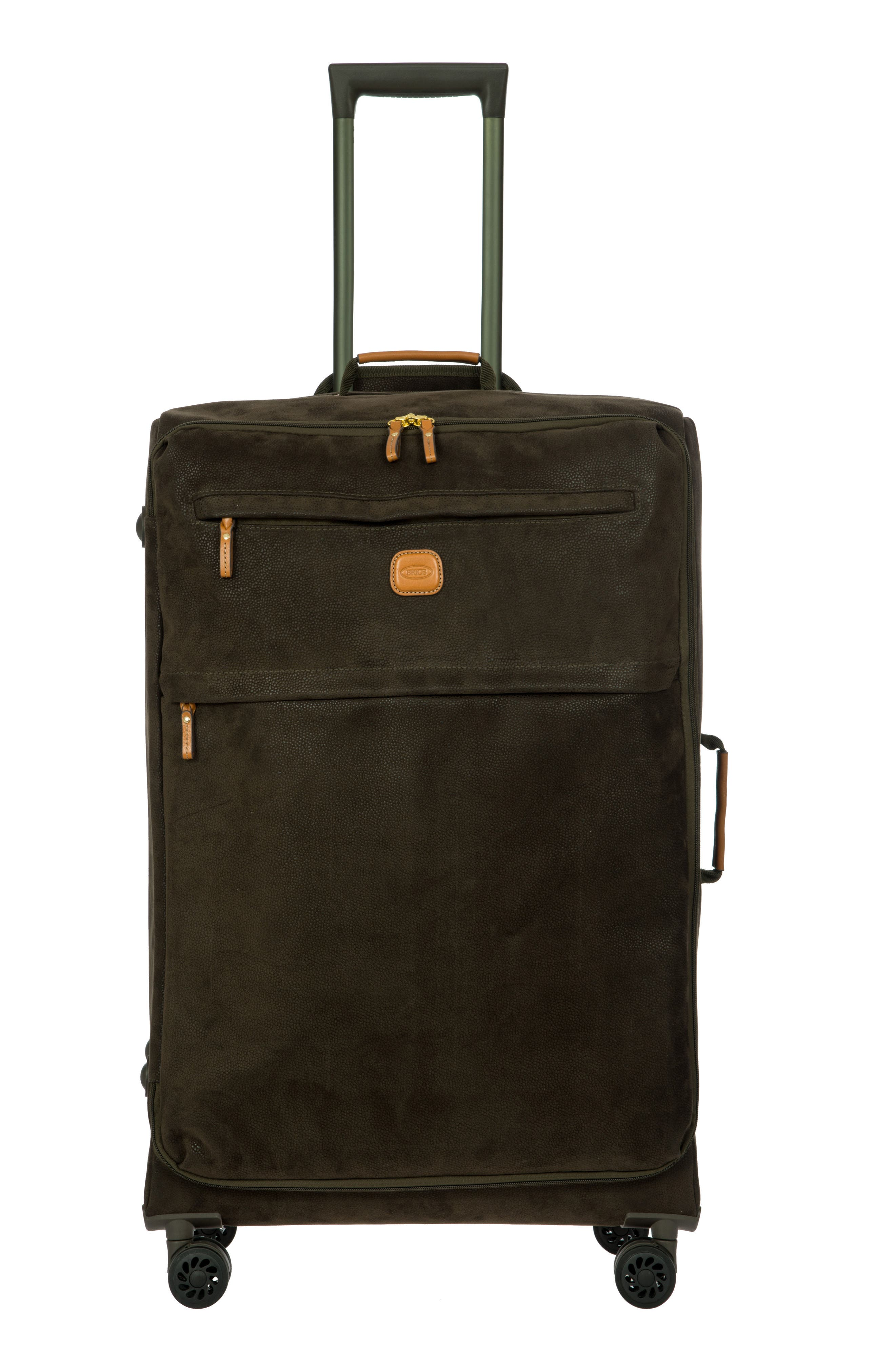 LIFE Collection 30-Inch Wheeled Suitcase,                             Alternate thumbnail 8, color,                             Olive