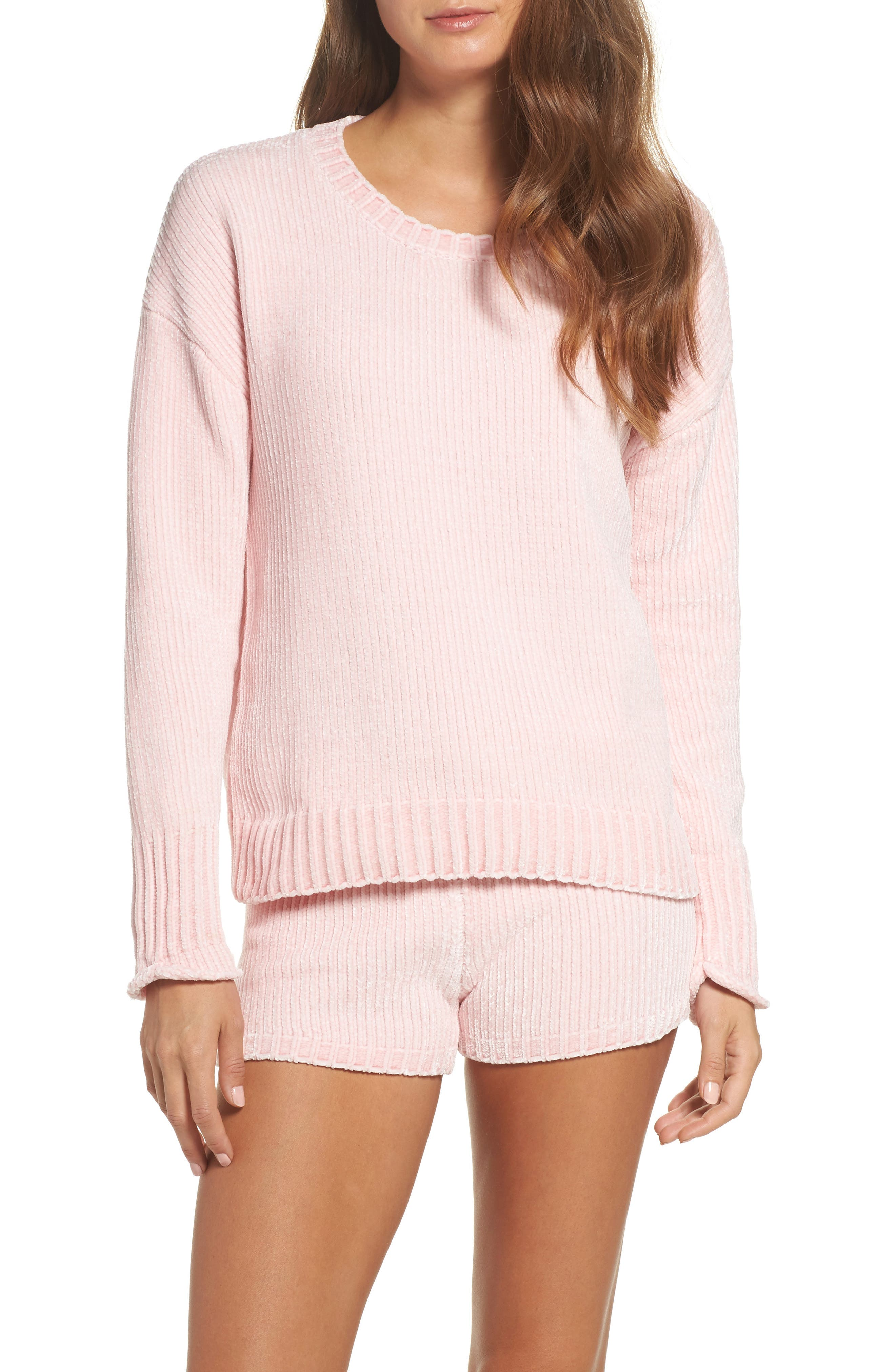 Alternate Image 5  - PJ Salvage Chenille Sweater