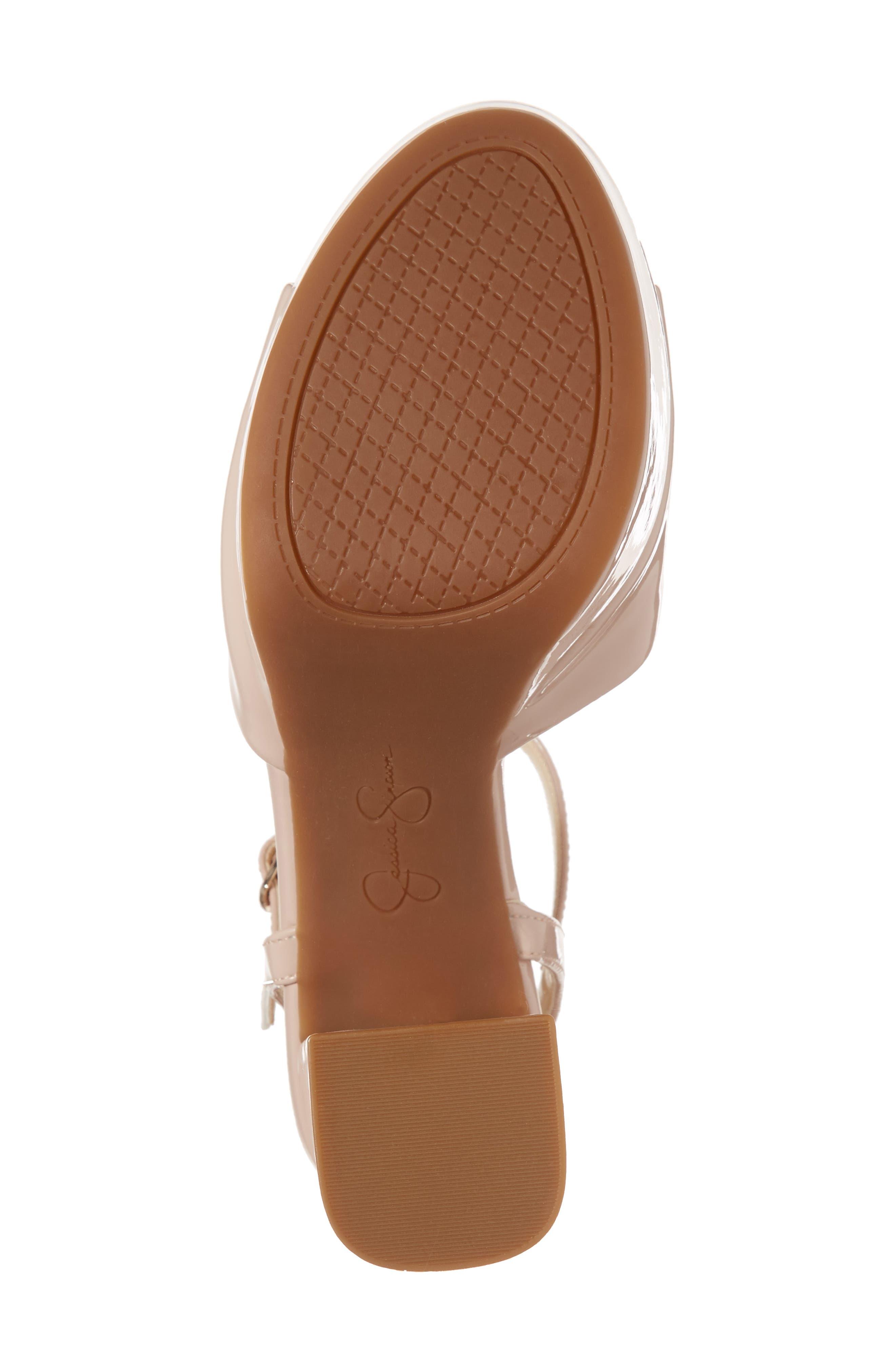 Alternate Image 6  - Jessica Simpson Kerrick Platform Sandal (Women)