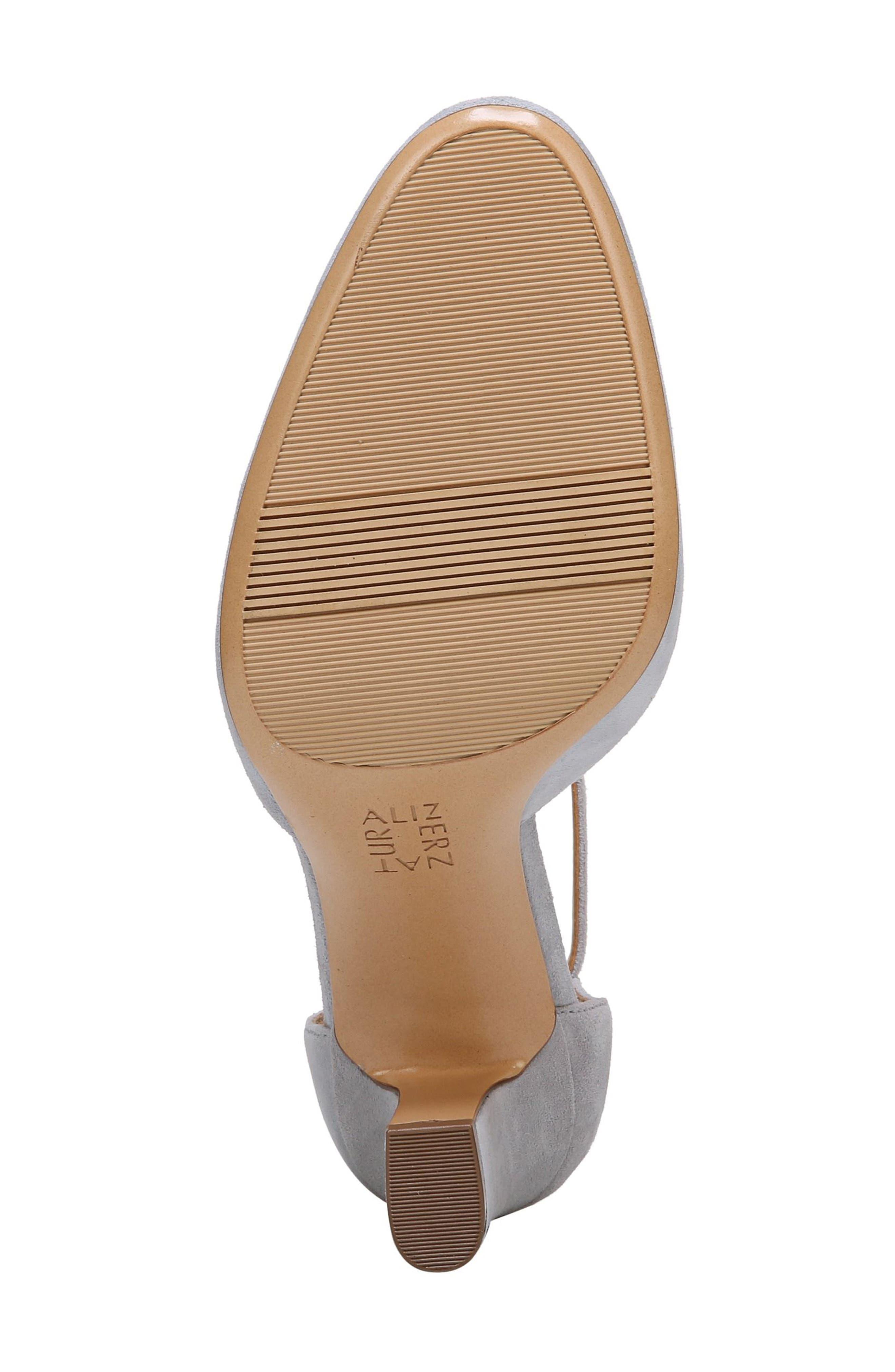 Alternate Image 6  - Naturalizer Gianna Ankle Strap Pump (Women)