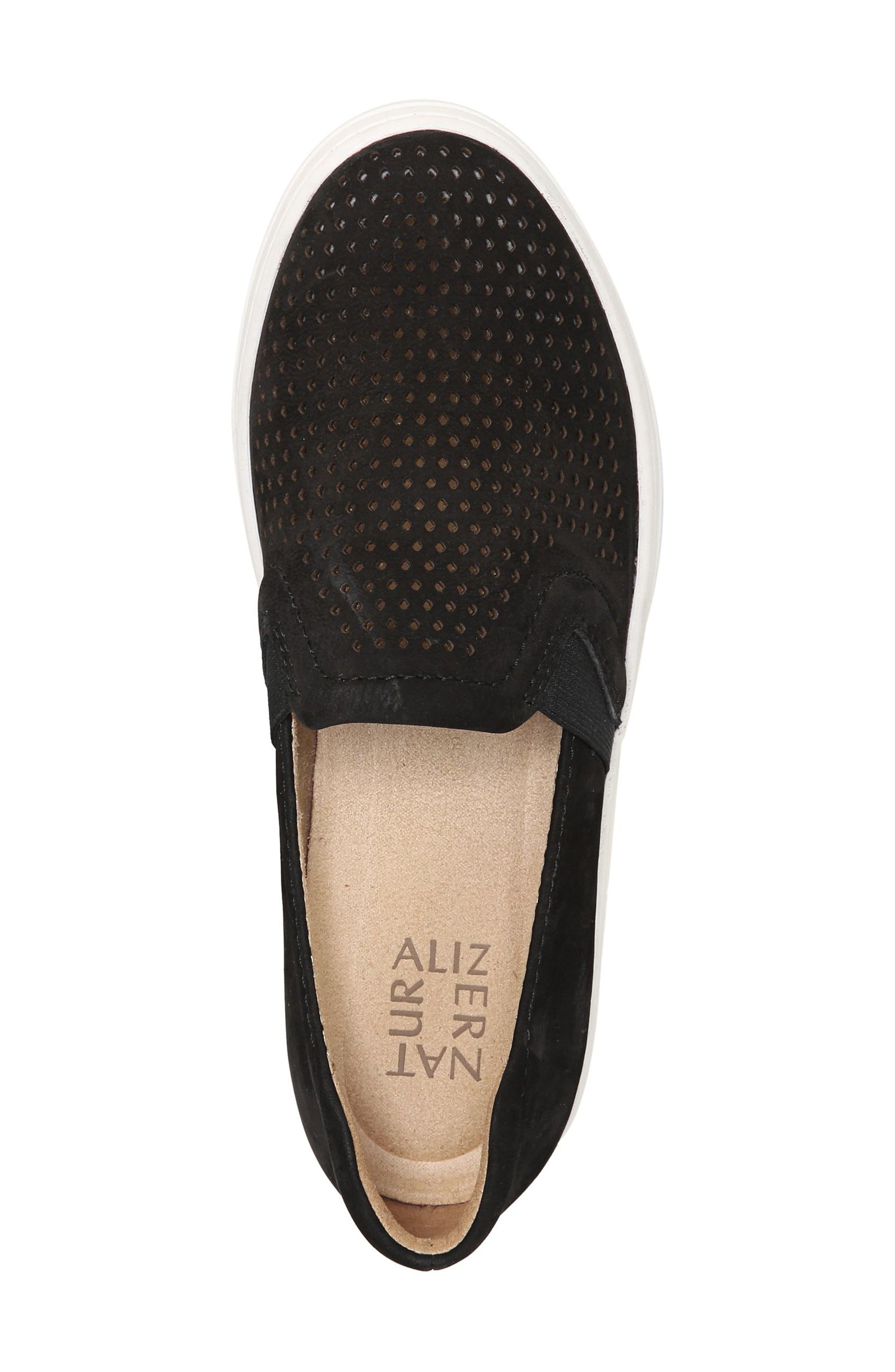 Alternate Image 5  - Naturalizer Carly Slip-On Sneaker (Women)