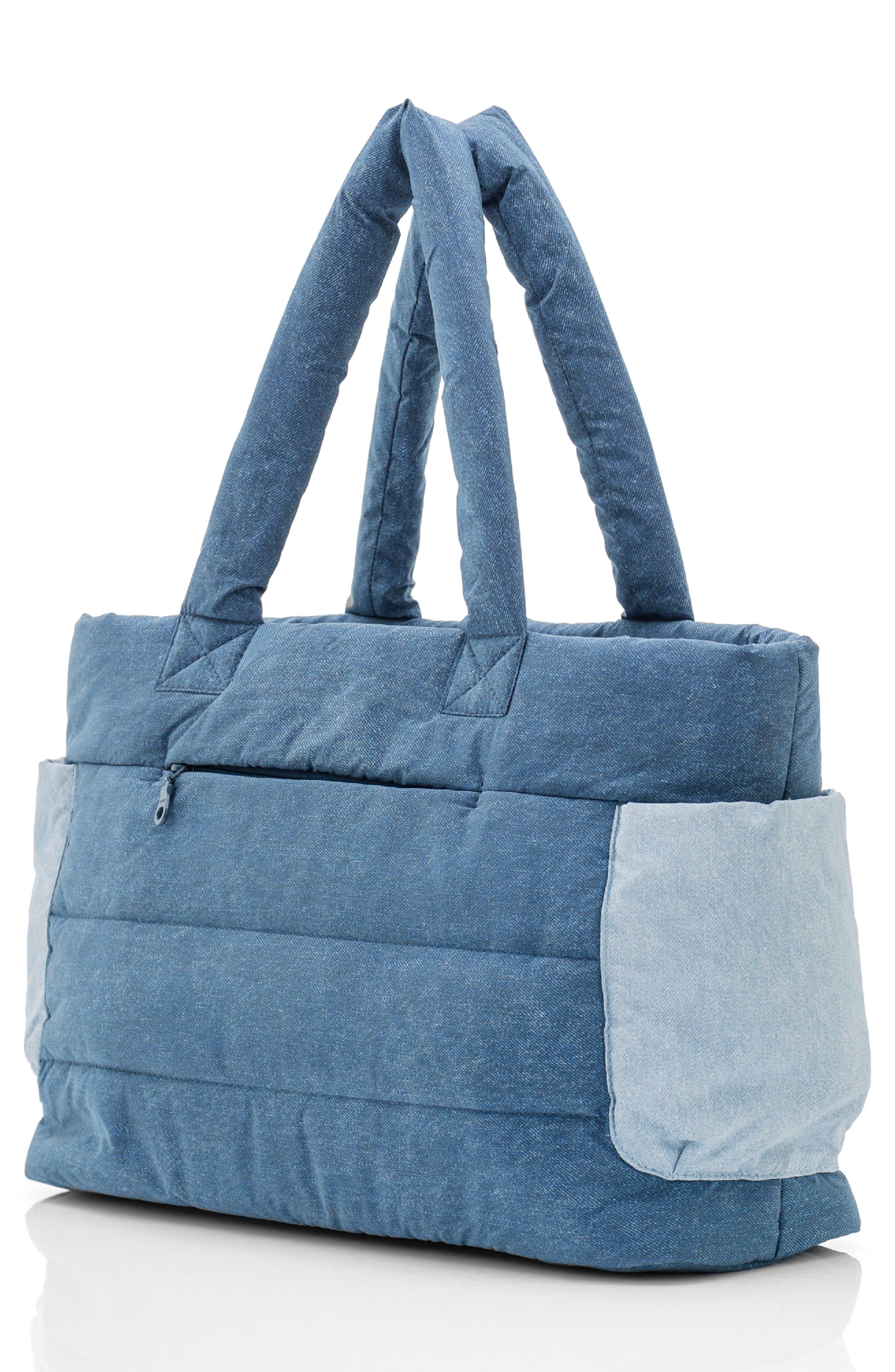 Alternate Image 5  - HARU Print Classic Water Repellent Diaper Bag