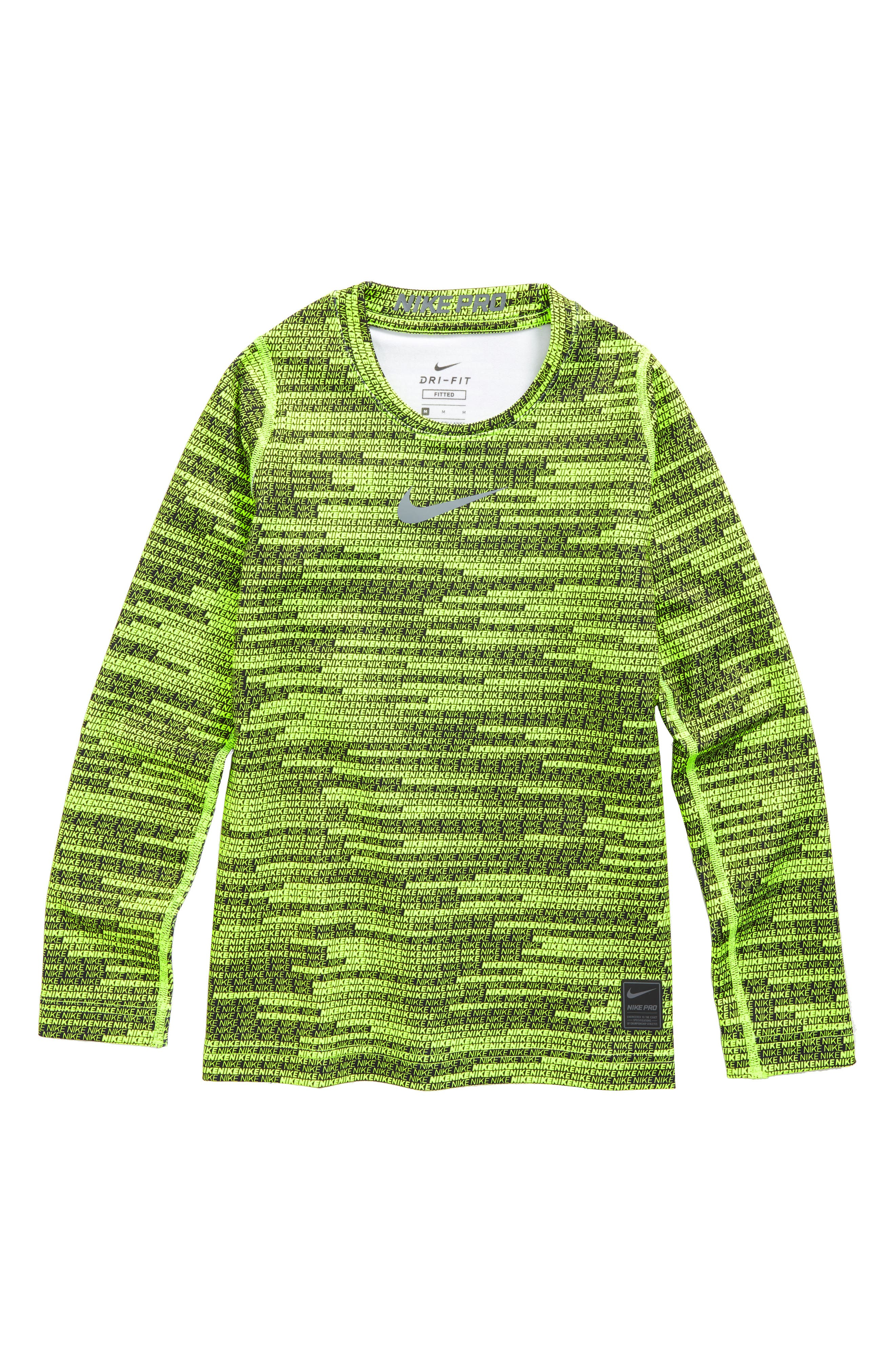 Nike Pro Warm Training Top (Little Boys & Big Boys)