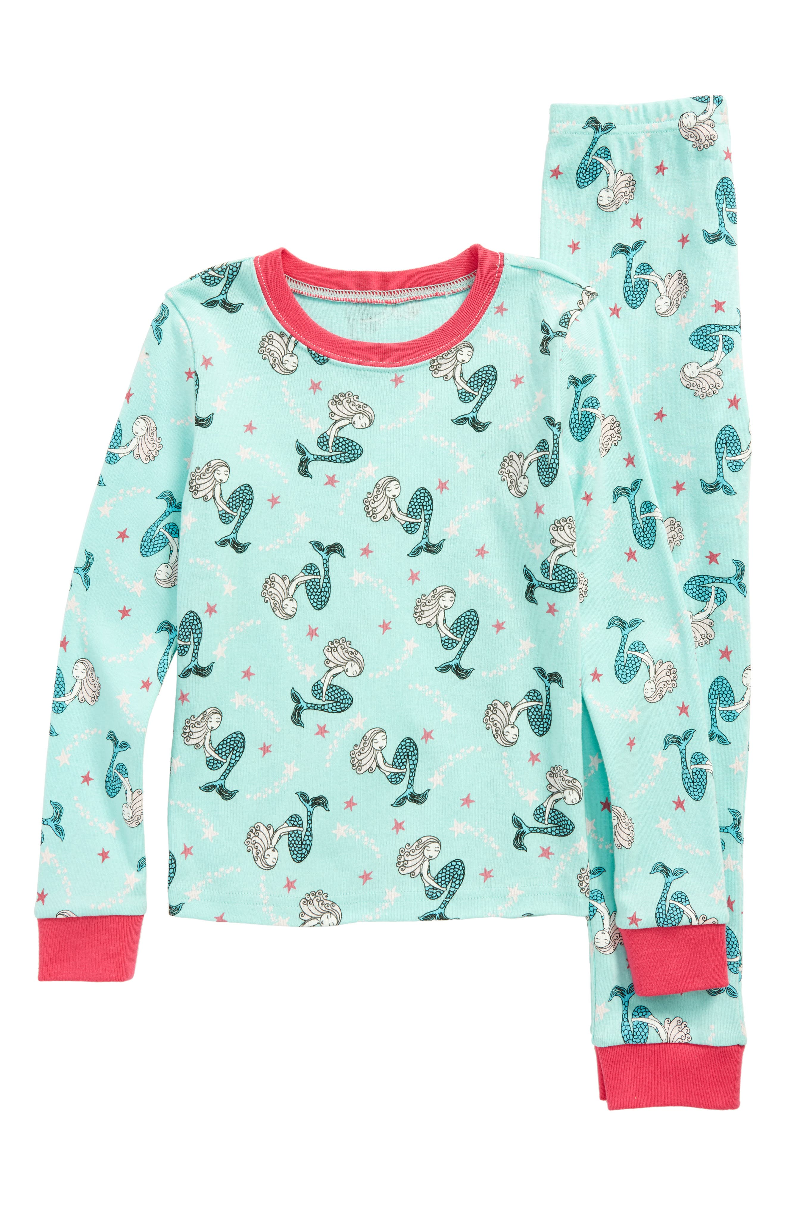 Tucker + Tate Fitted Two-Piece Pajamas (Toddler Girls, Little Girls & Big Girls)