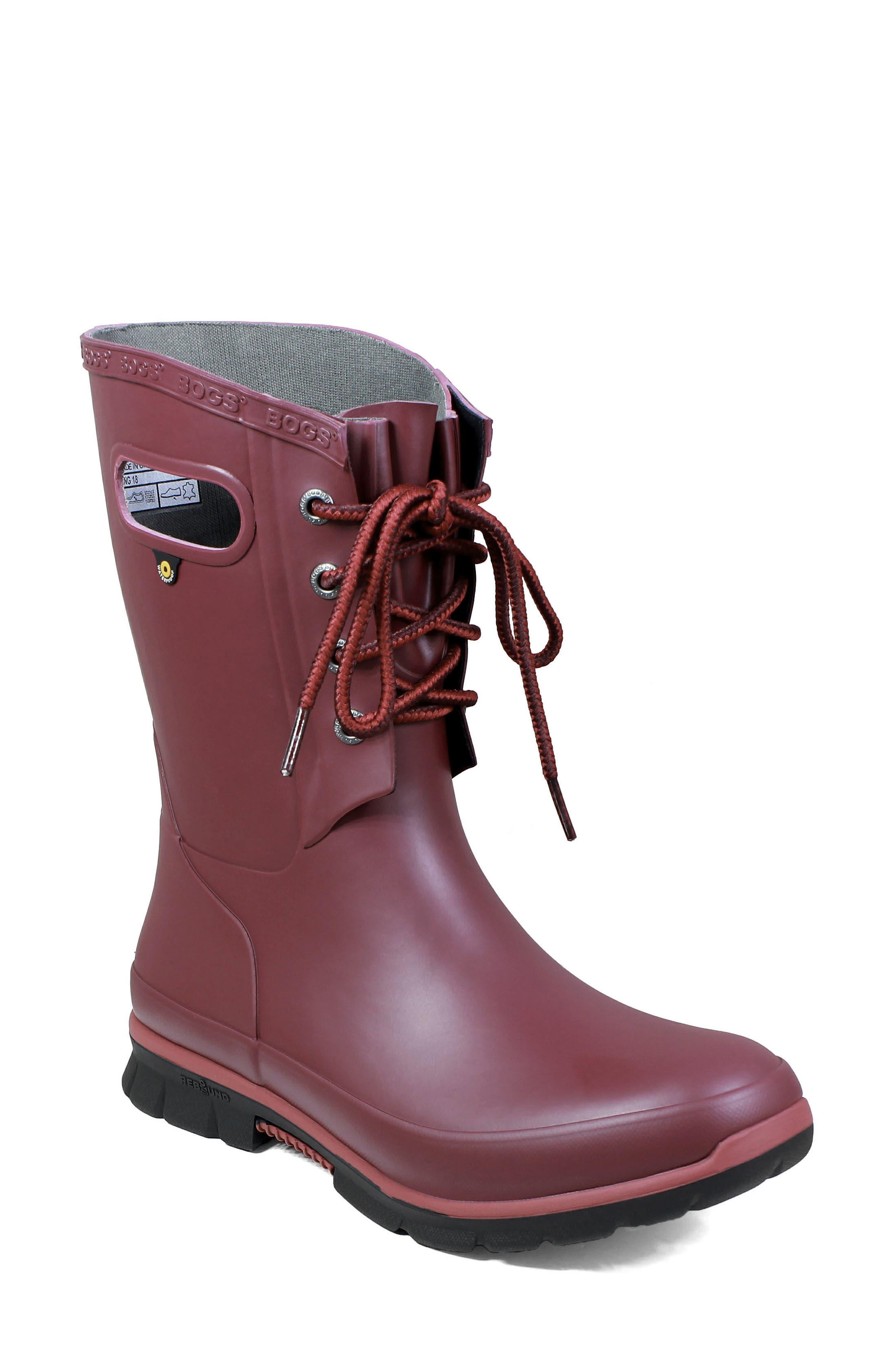 Alternate Image 1 Selected - Bogs Amanda Waterproof Boot (Women)